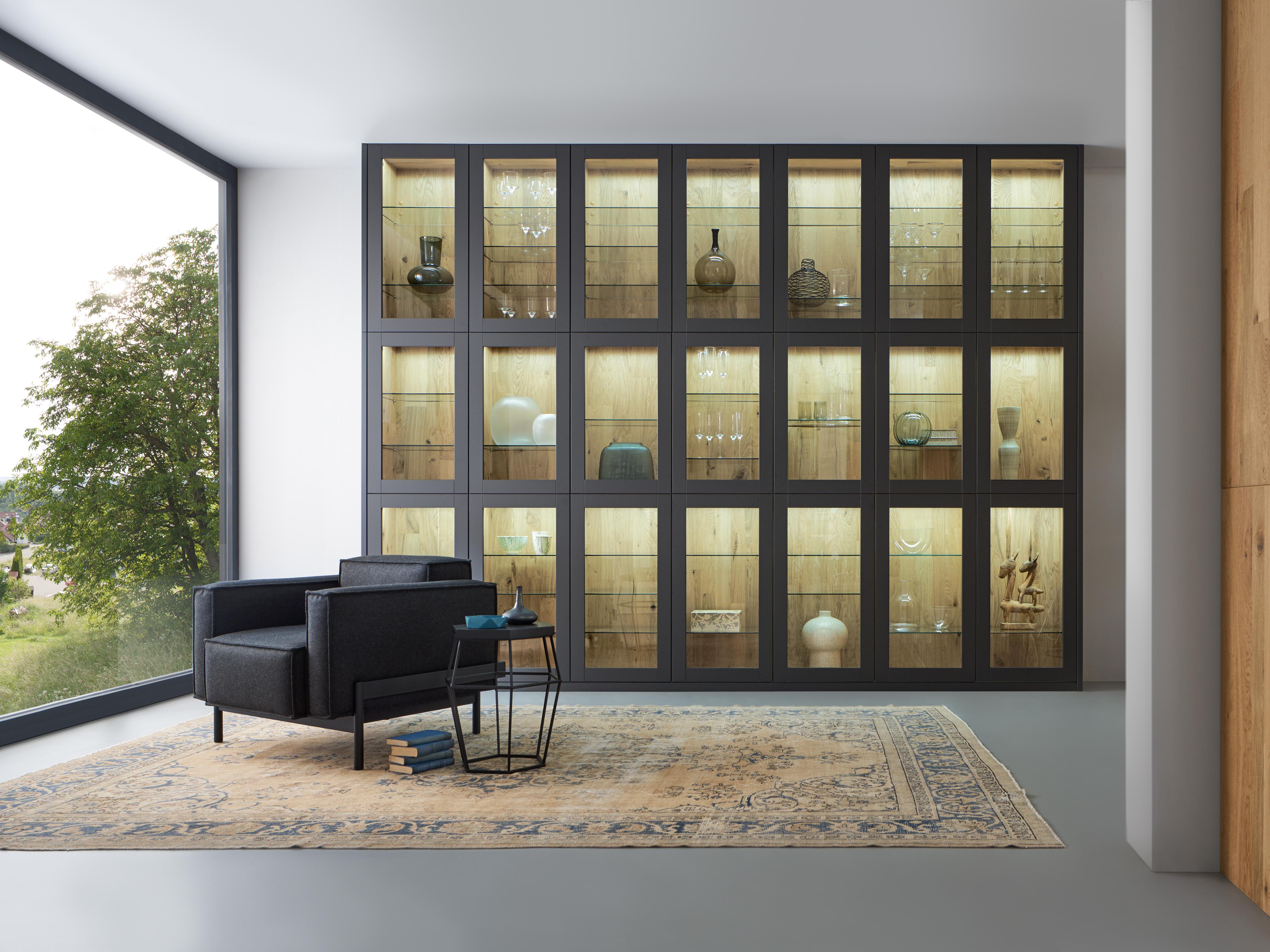 evo valais by leicht k chen stylepark. Black Bedroom Furniture Sets. Home Design Ideas