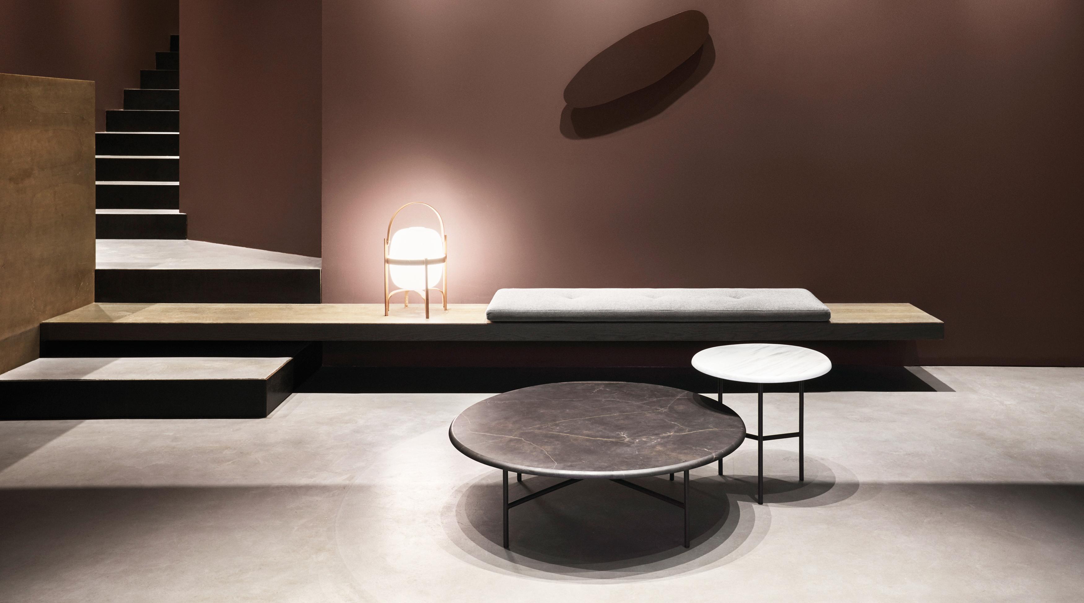 Grada Indoor Round Coffee Table T917 By Expormim Stylepark