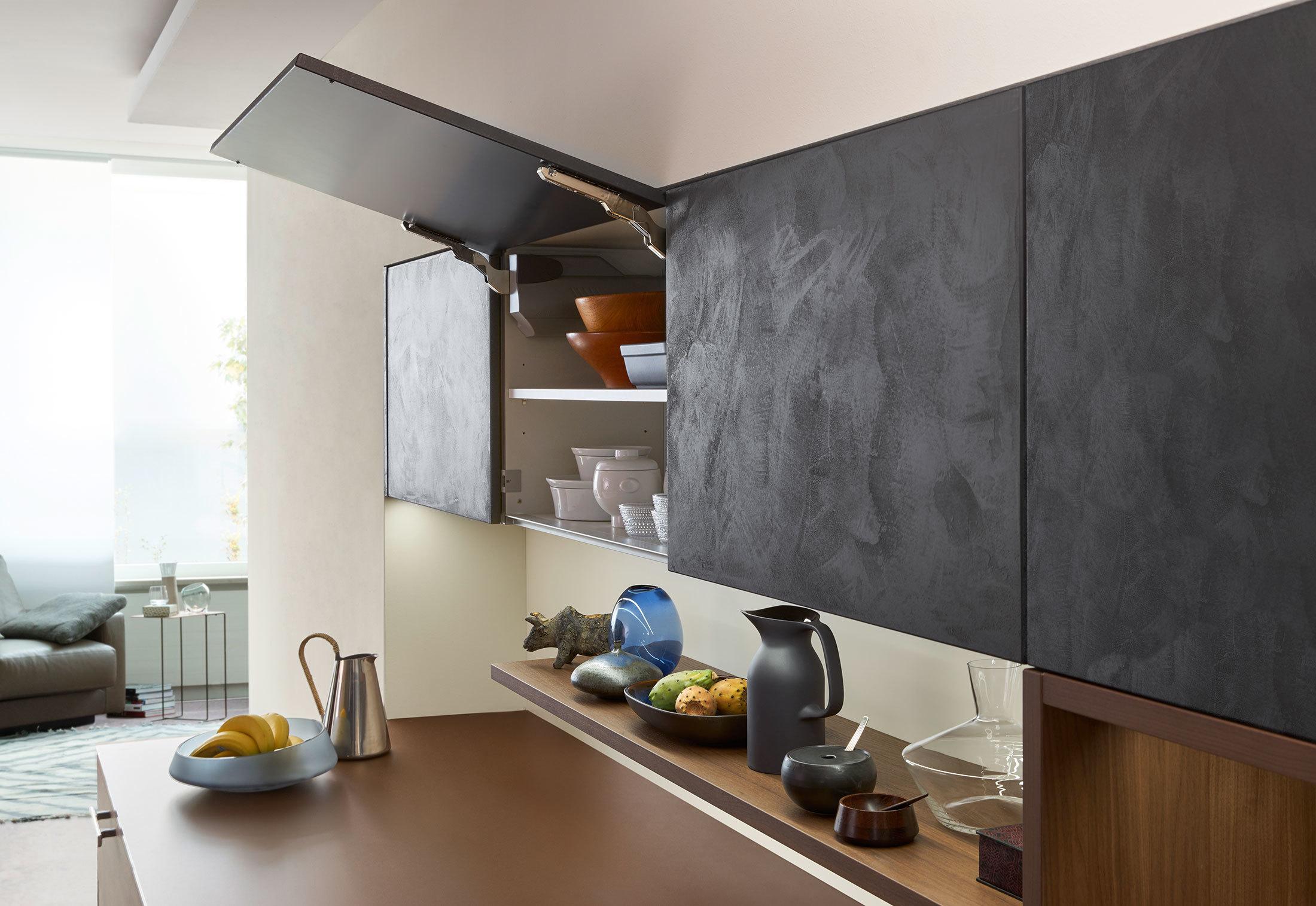 concrete topos von leicht k chen stylepark. Black Bedroom Furniture Sets. Home Design Ideas
