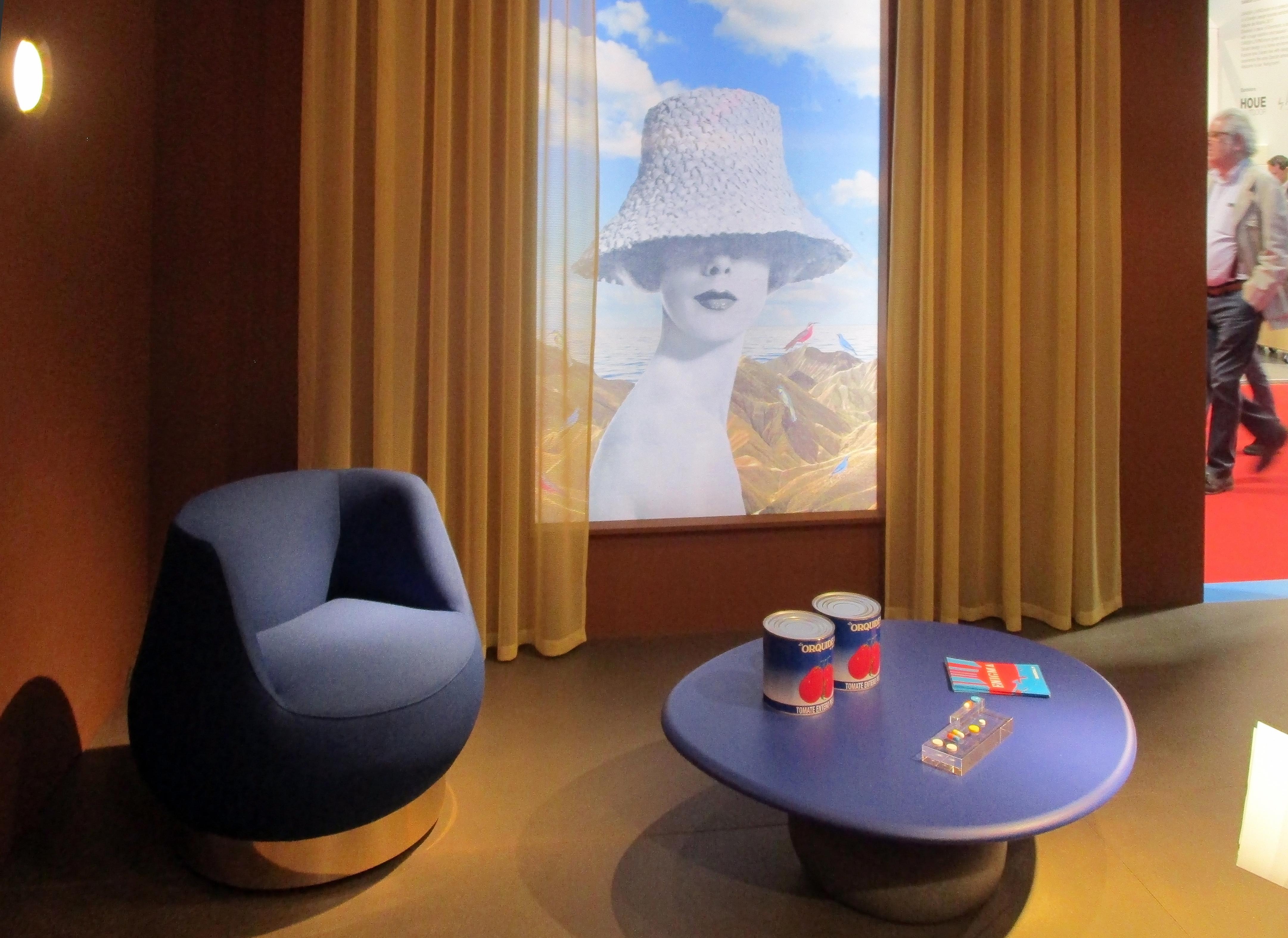 Sessel 2017  Die aktuellen Sofas und Sessel auf dem Salone del Mobile 2017 ...