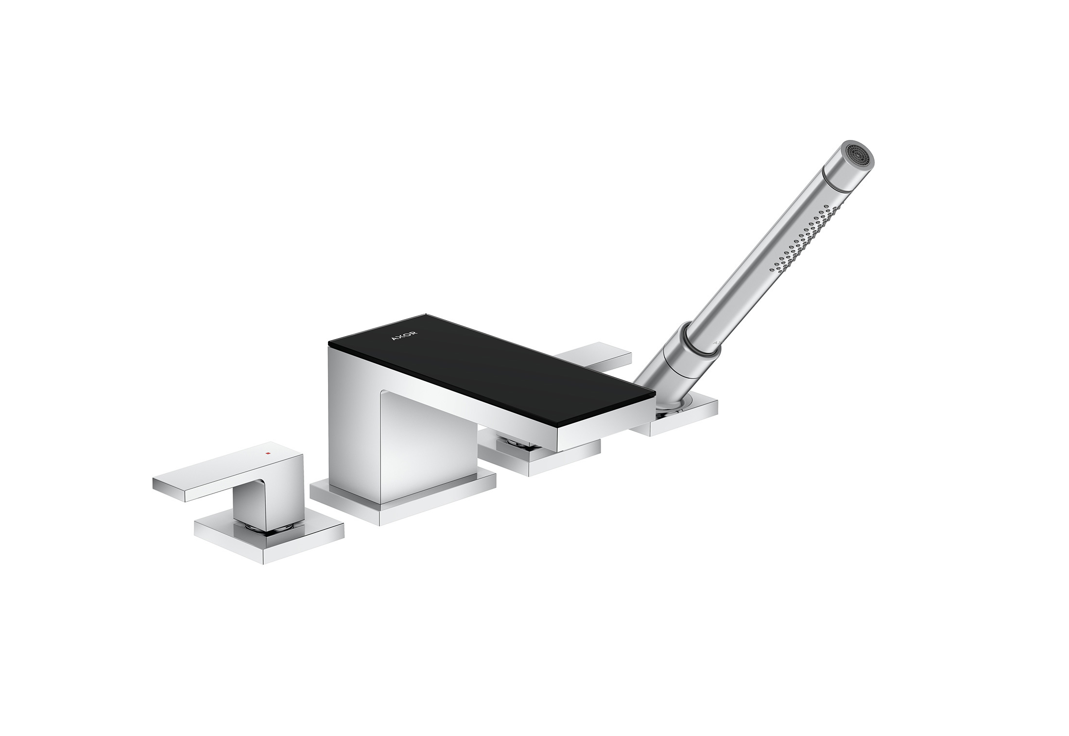 Axor MyEdition 4-hole Rim Mounted Bath Mixer By Axor
