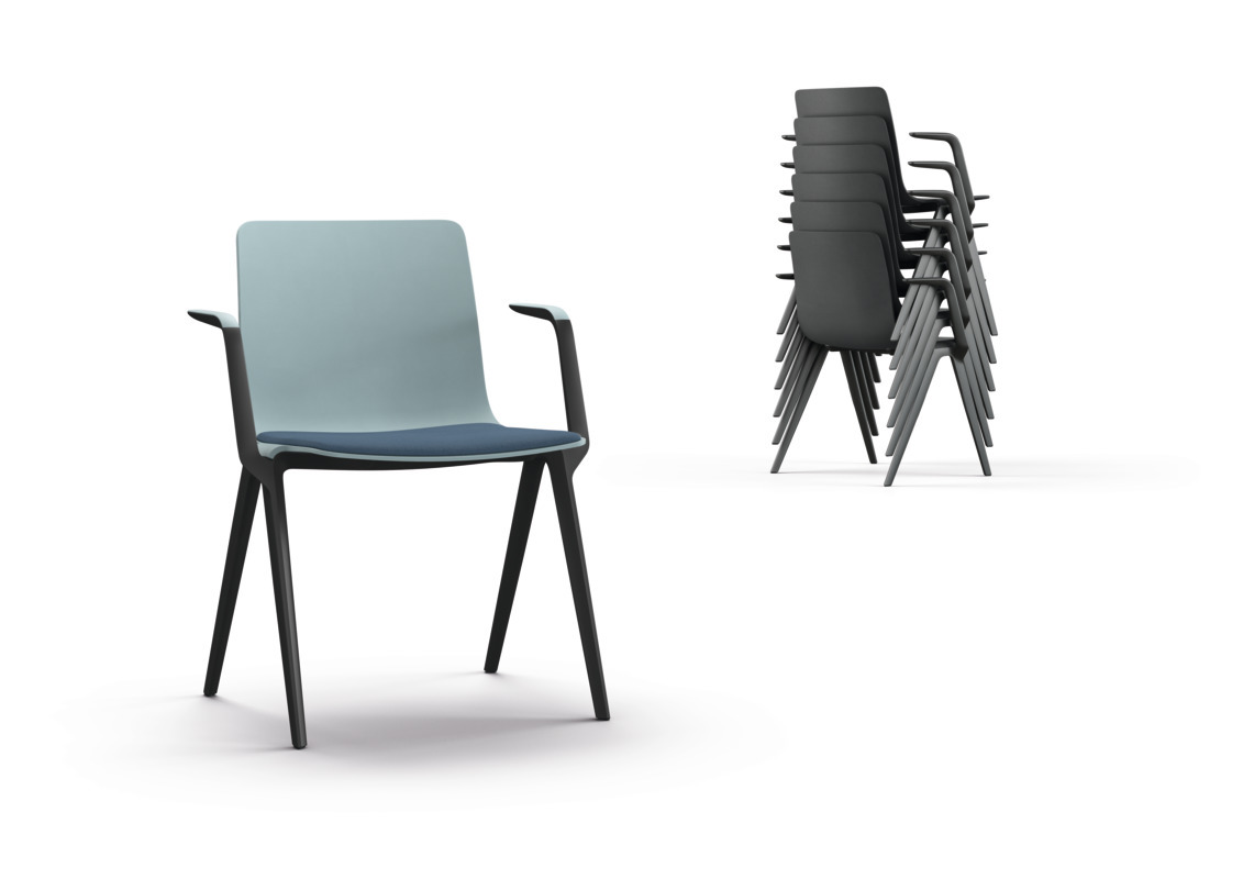 A Chair 9709 A By Brunner Stylepark
