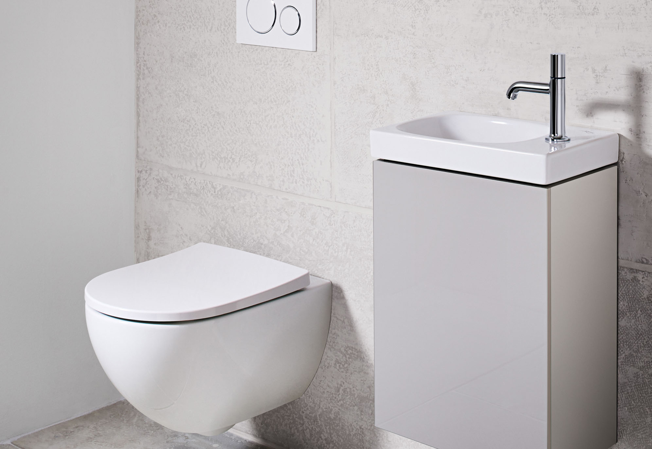 Acanto Wash Down Wc Wall Hung By Geberit Stylepark