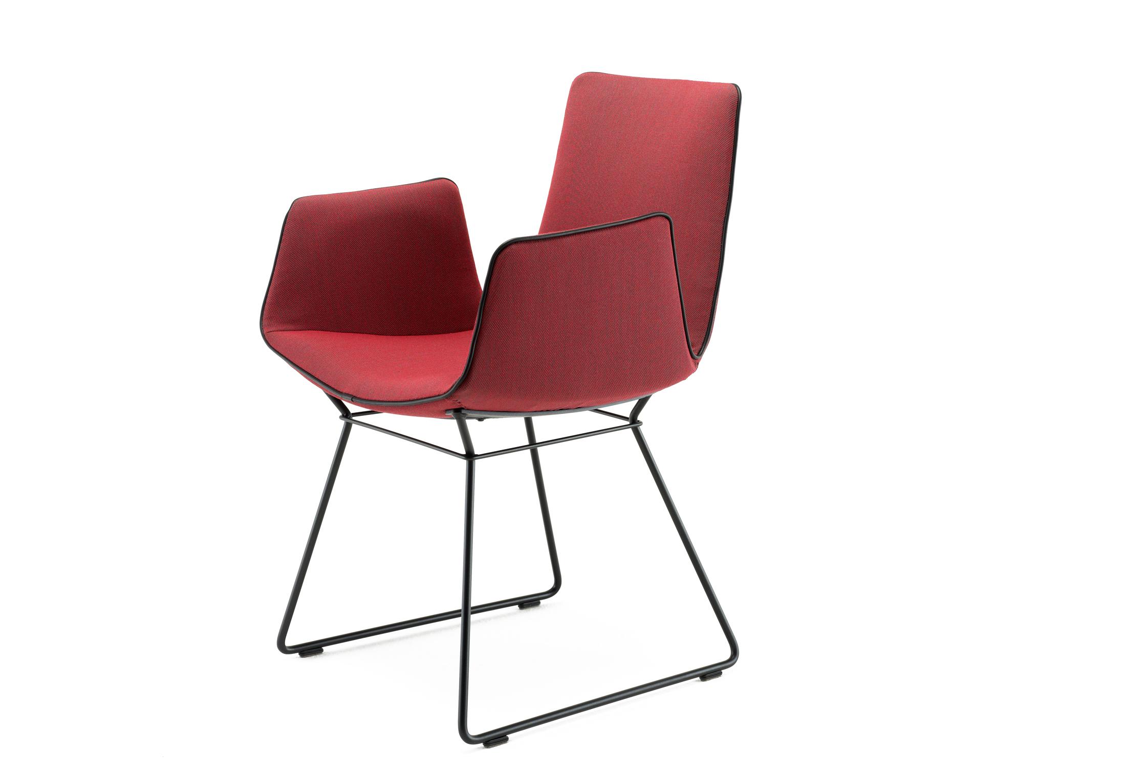 Amelie armchair with wire frame by Freifrau | STYLEPARK