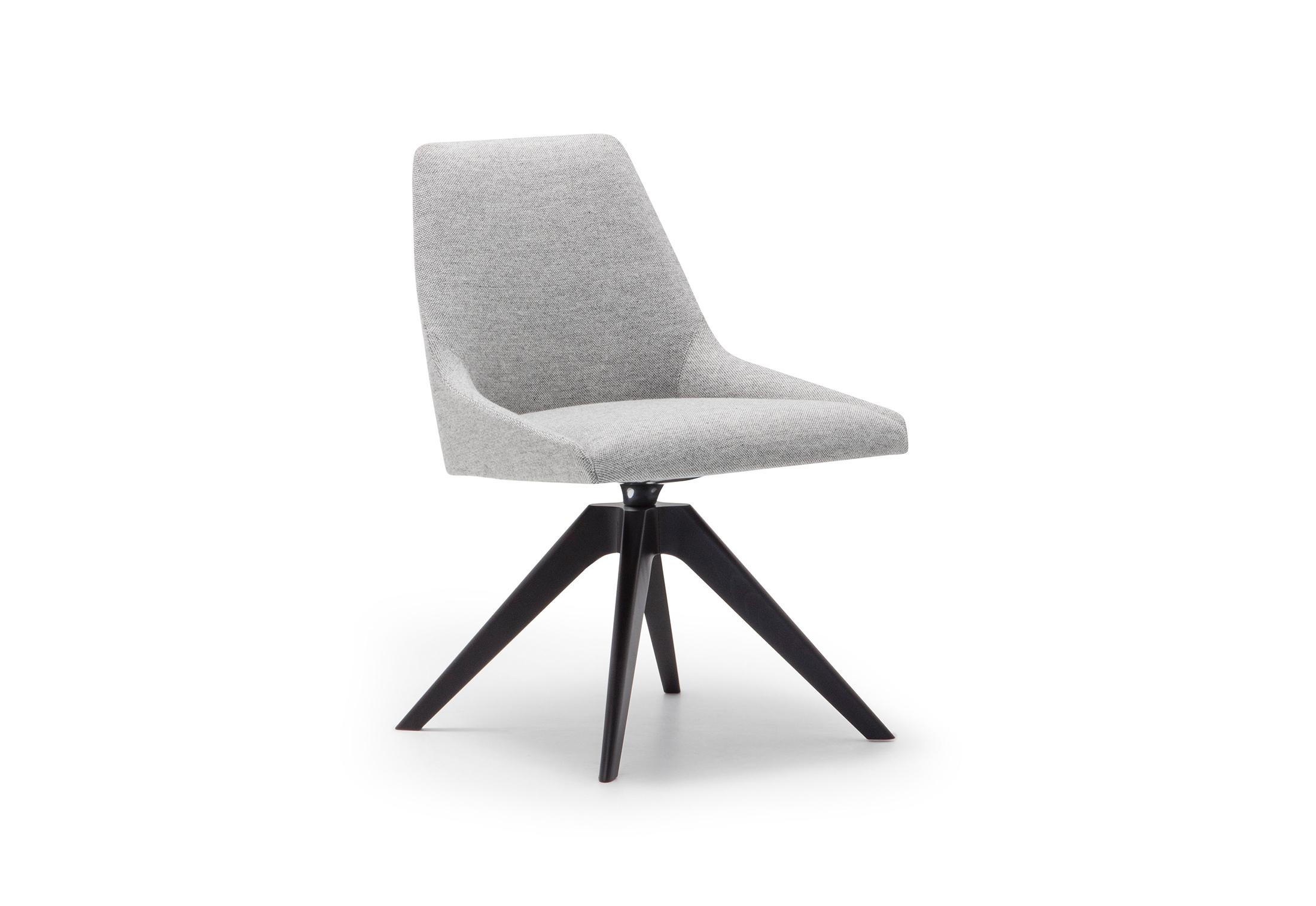 Alya Chair Wooden Swivel Base By Andreu World Stylepark
