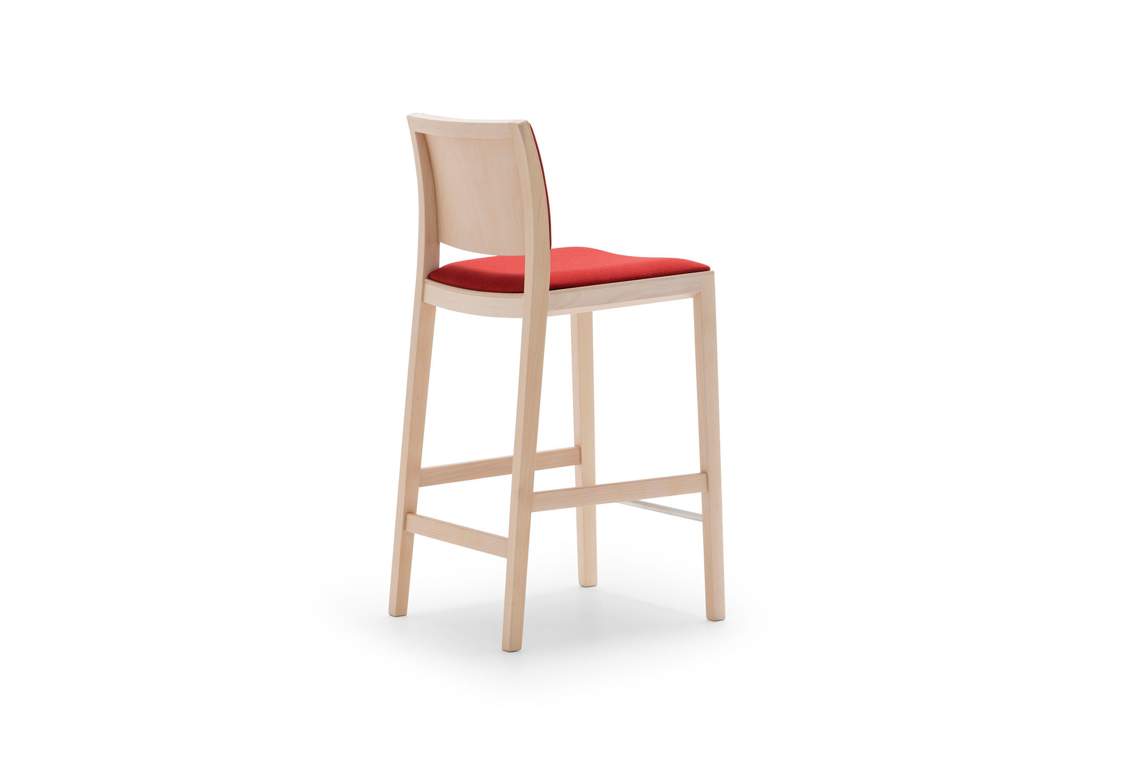Brilliant Duos Bar Stool By Andreu World Stylepark Evergreenethics Interior Chair Design Evergreenethicsorg