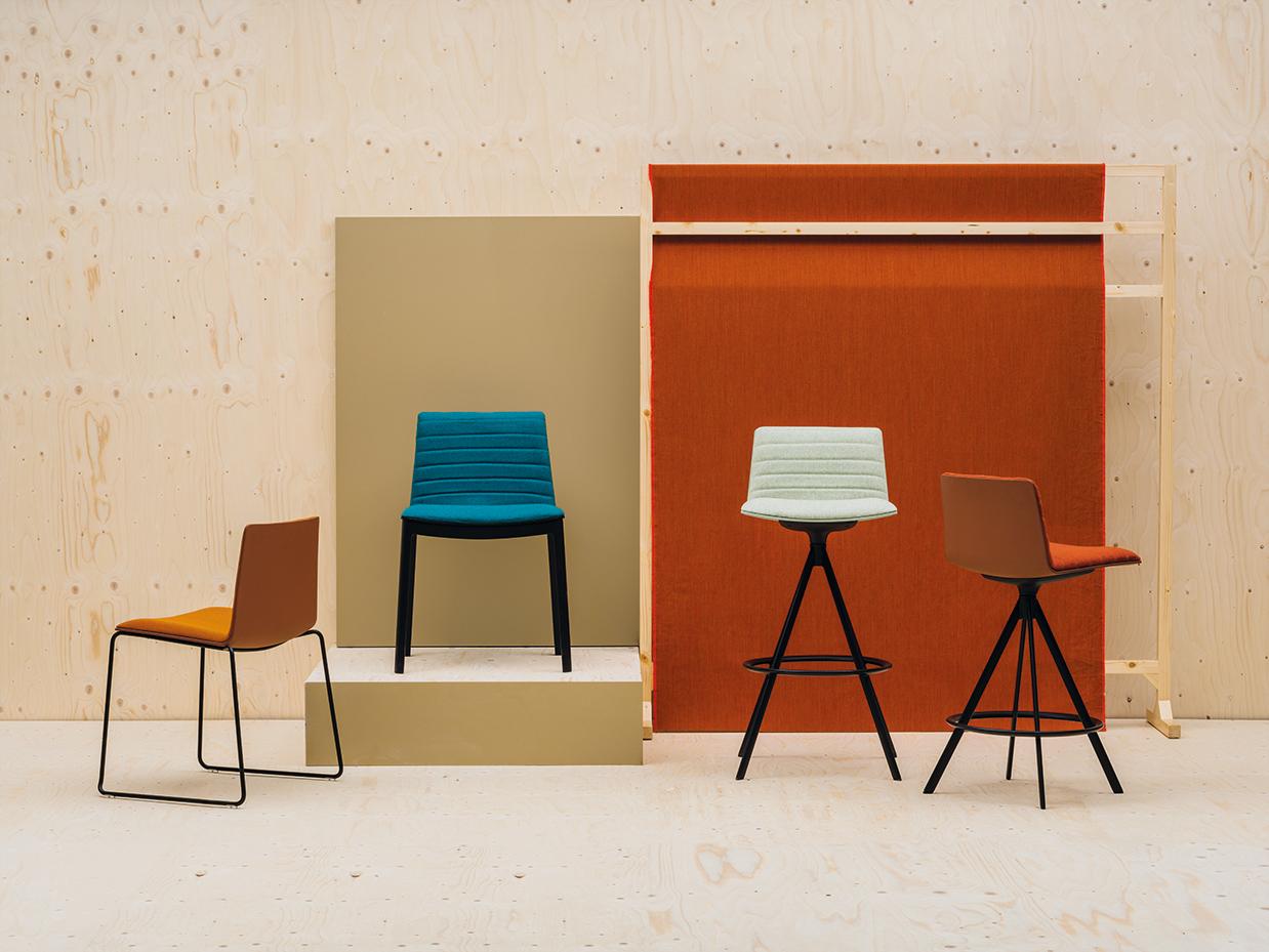 Cool Flex Chair By Andreu World Stylepark Lamtechconsult Wood Chair Design Ideas Lamtechconsultcom