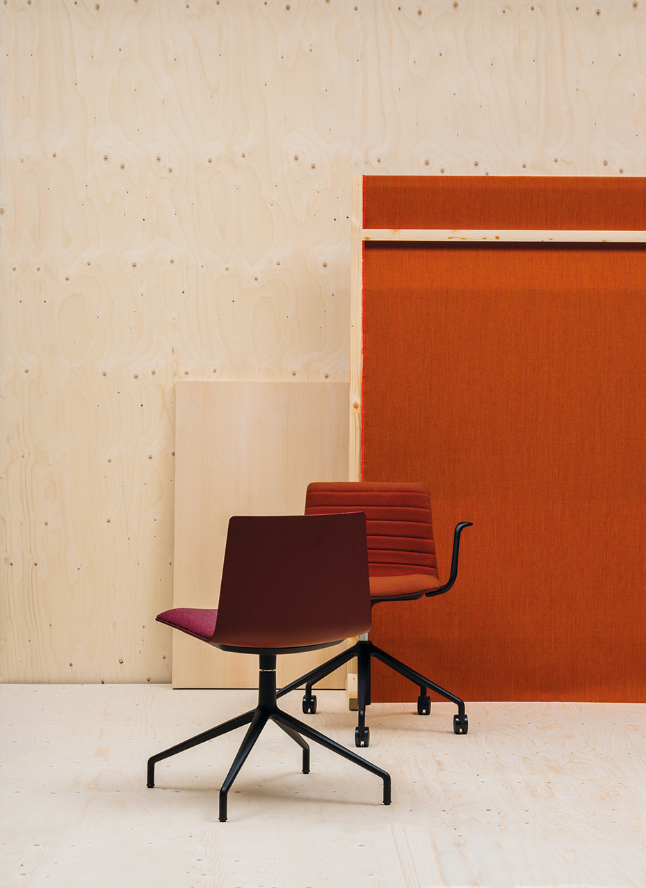 Astonishing Flex Chair By Andreu World Stylepark Lamtechconsult Wood Chair Design Ideas Lamtechconsultcom