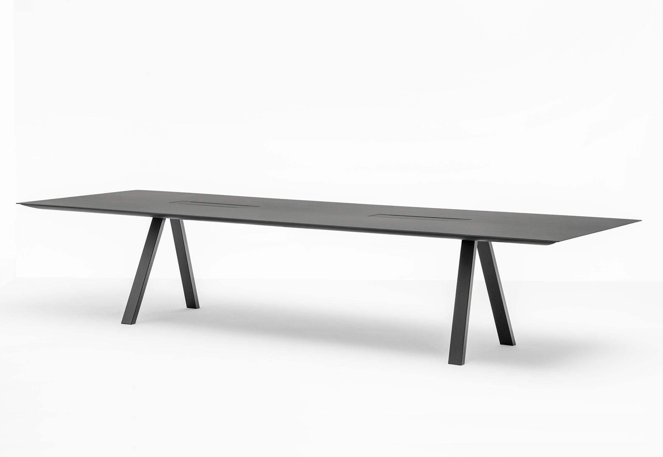 arki table ark von pedrali stylepark. Black Bedroom Furniture Sets. Home Design Ideas