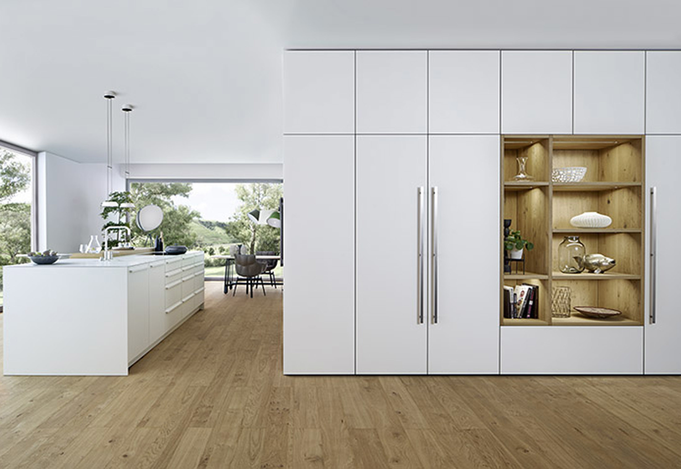E Küche | Bondi E I Xylo Von Leicht Kuchen Stylepark