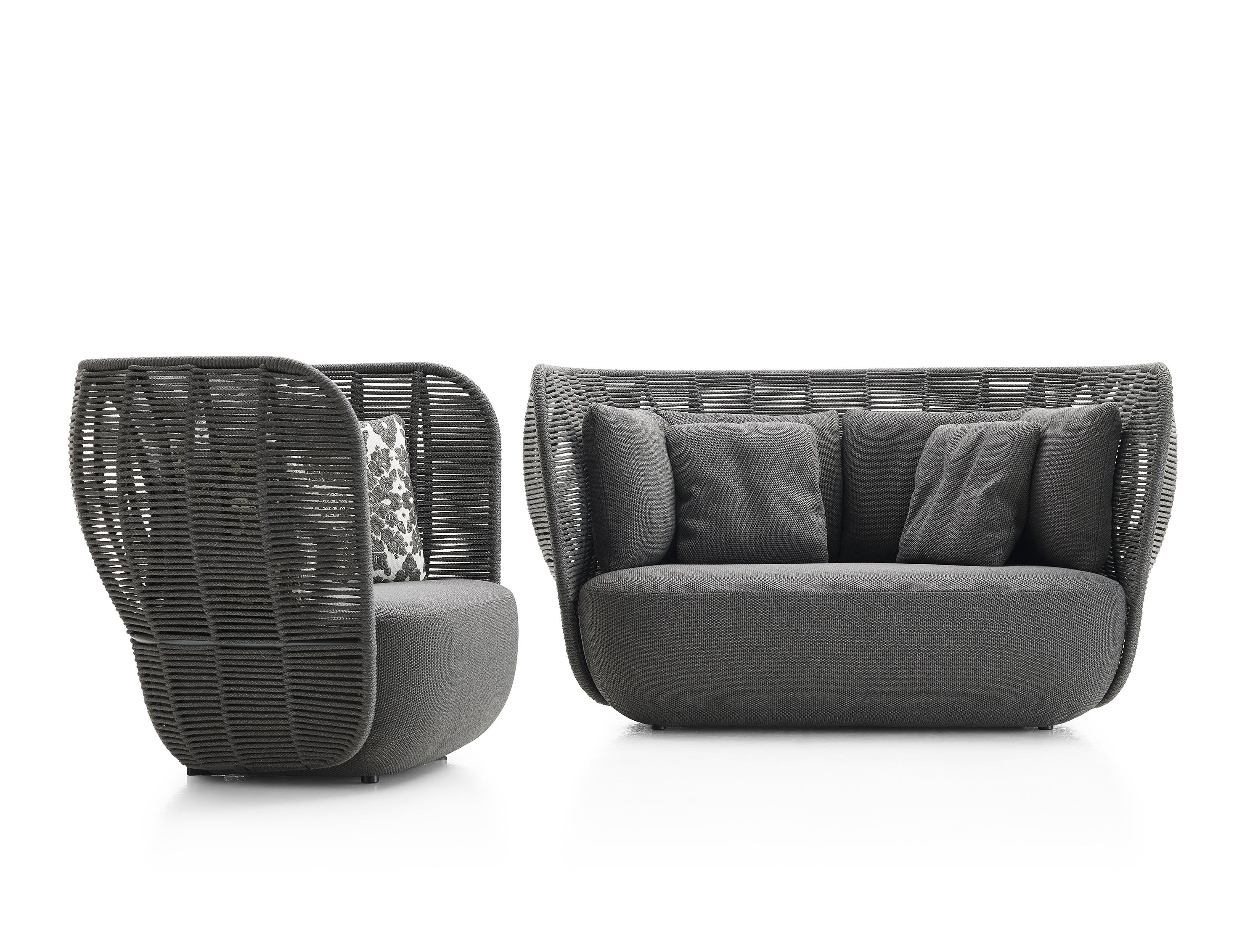 Bay Sofa By B Italia Stylepark