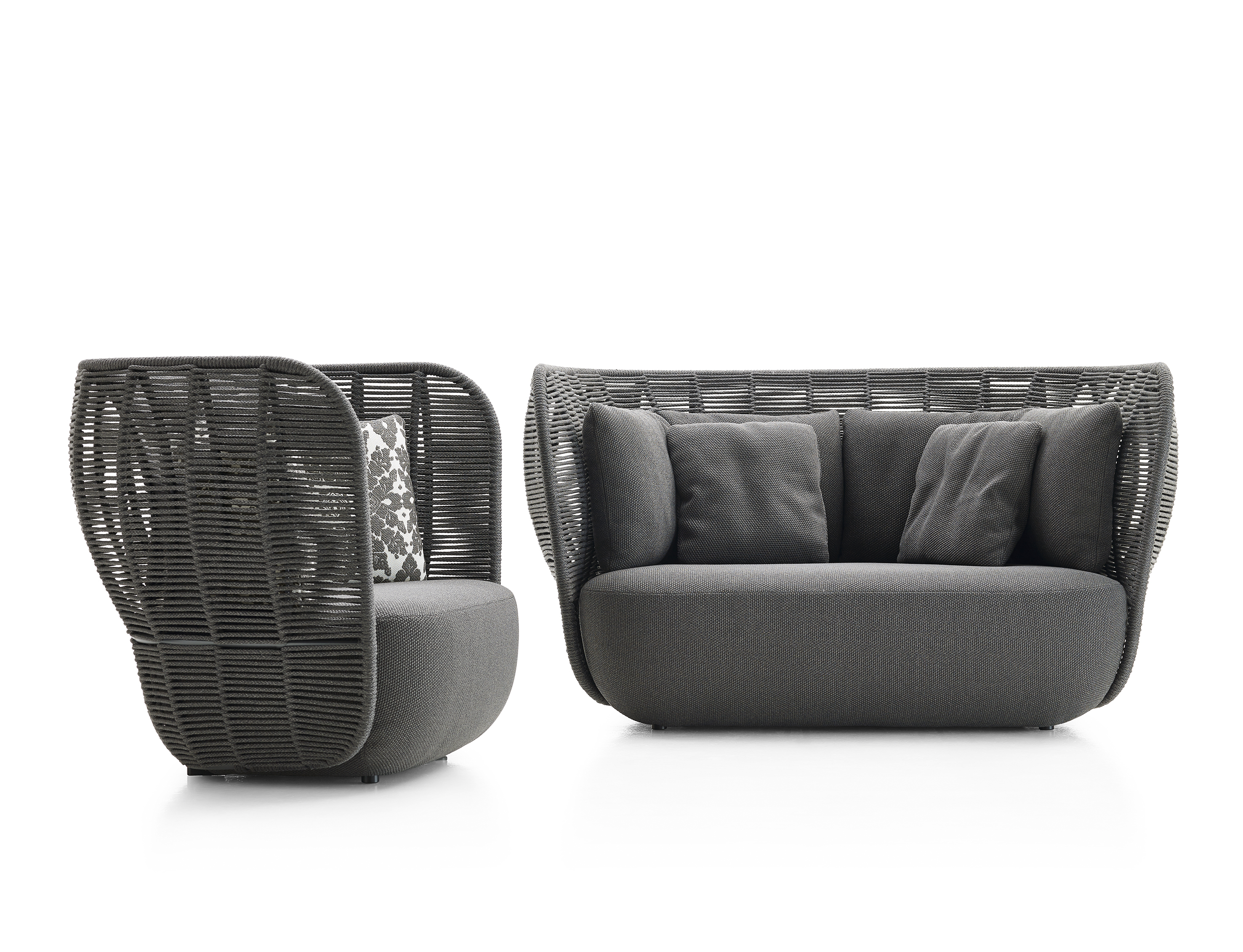 Remarkable Bay Armchair By Bb Italia Stylepark Ncnpc Chair Design For Home Ncnpcorg