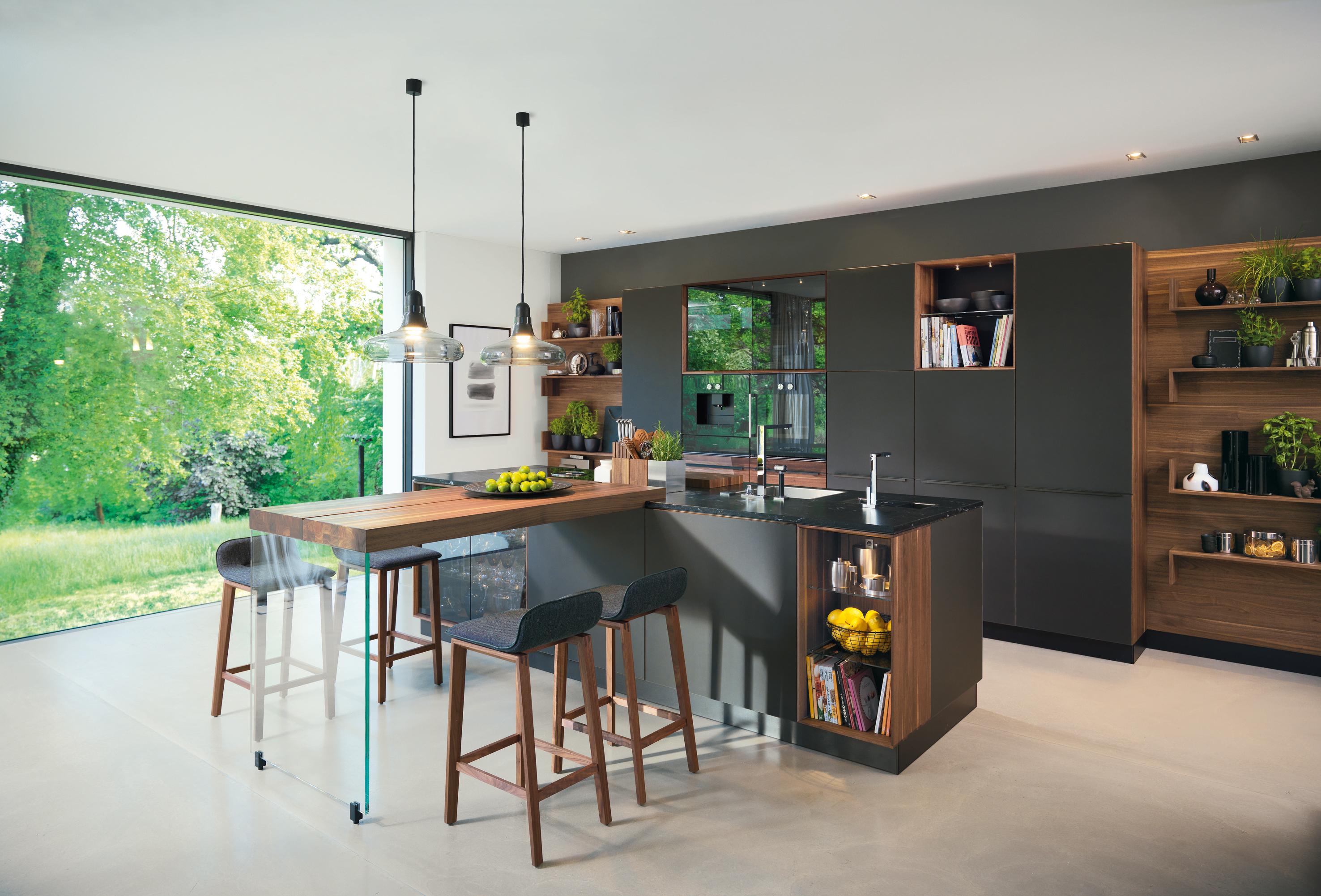 black line Küche von TEAM 7 | STYLEPARK