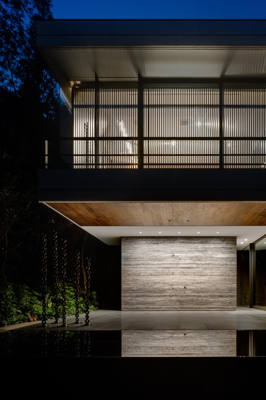 Eine Villa in Mexiko-Stadt von Blancas Moran   STYLEPARK