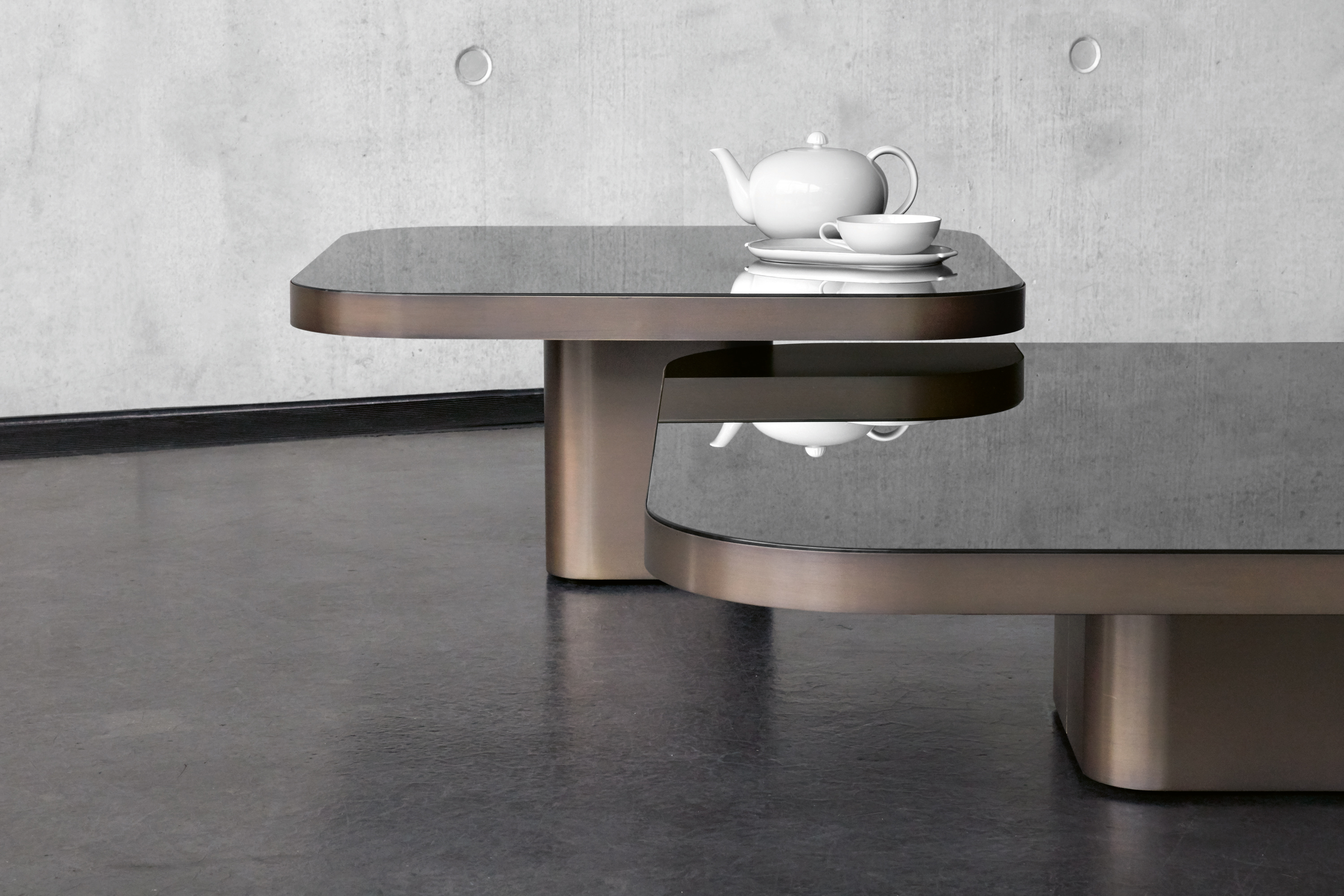Bow Coffee Table By Classicon Stylepark