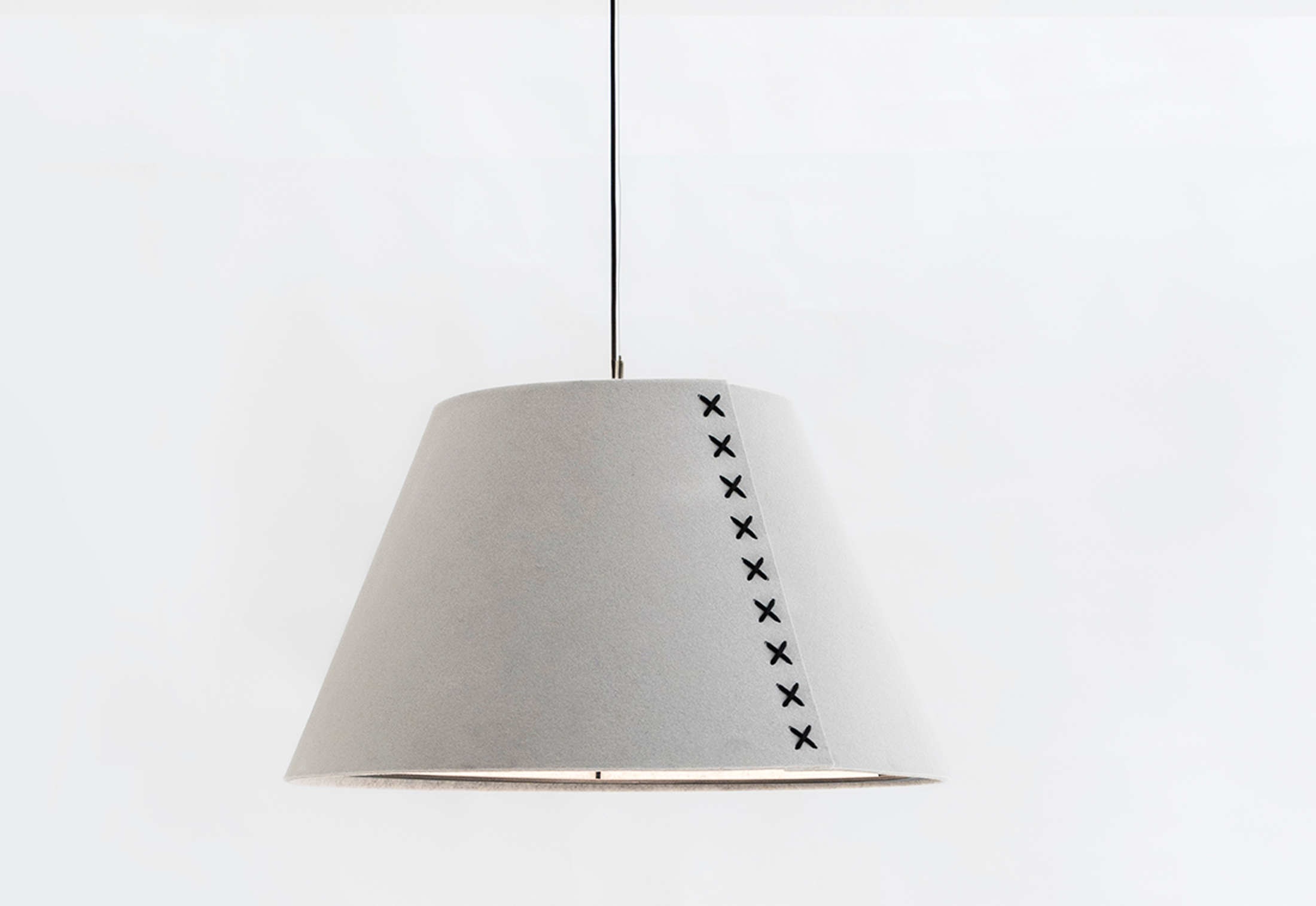 Buzzi & Buzzi Lighting buzzishade pendant by buzzispace | stylepark
