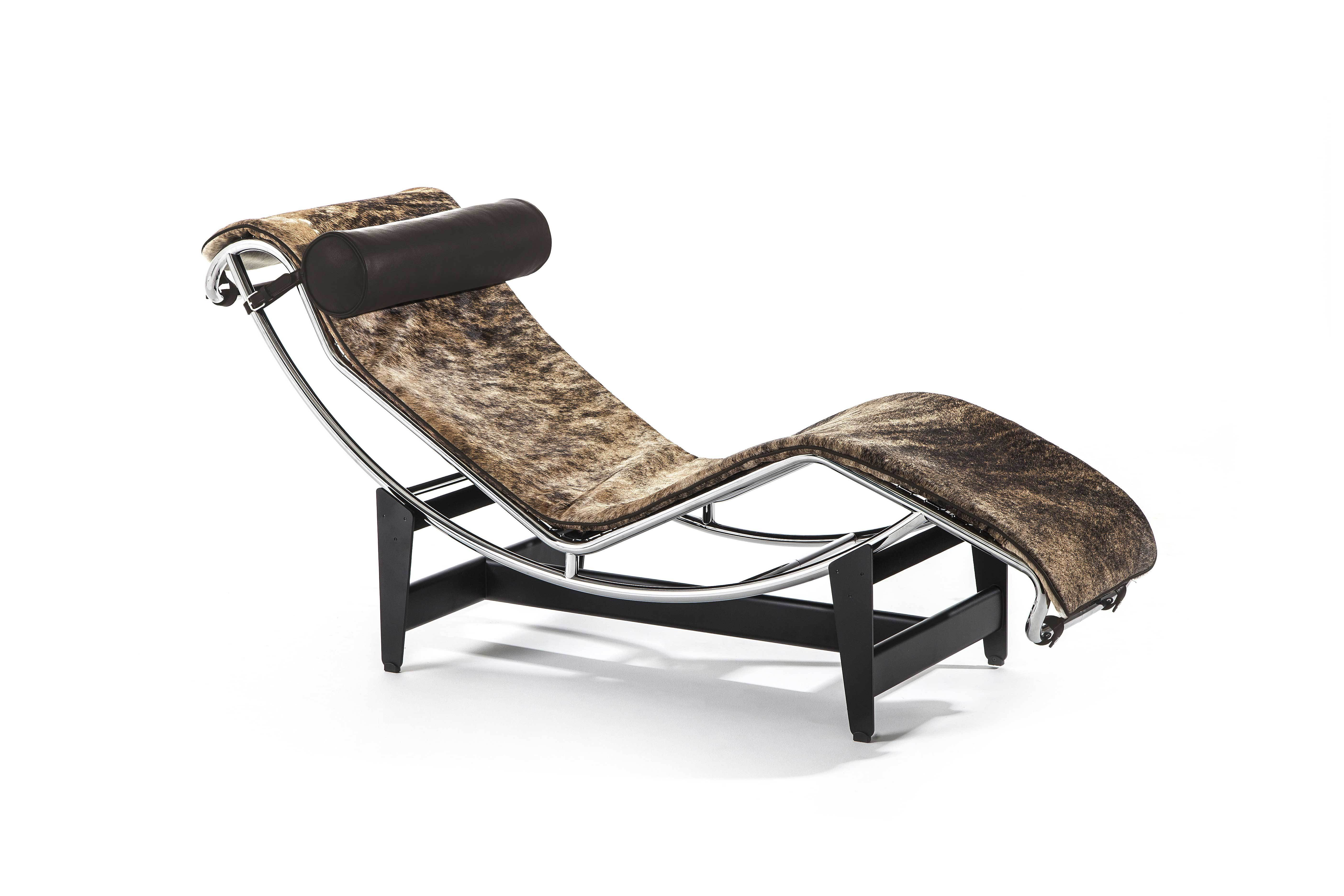 LC4 by Cina | STYLEPARK Corbusier Chaise Longue Original on chaise recliner chair, chaise furniture, chaise sofa sleeper,
