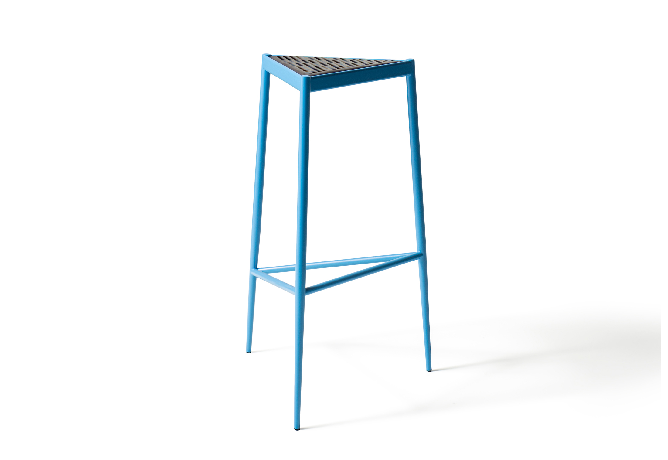 Superb Acciaio Stool By Cappellini Stylepark Squirreltailoven Fun Painted Chair Ideas Images Squirreltailovenorg
