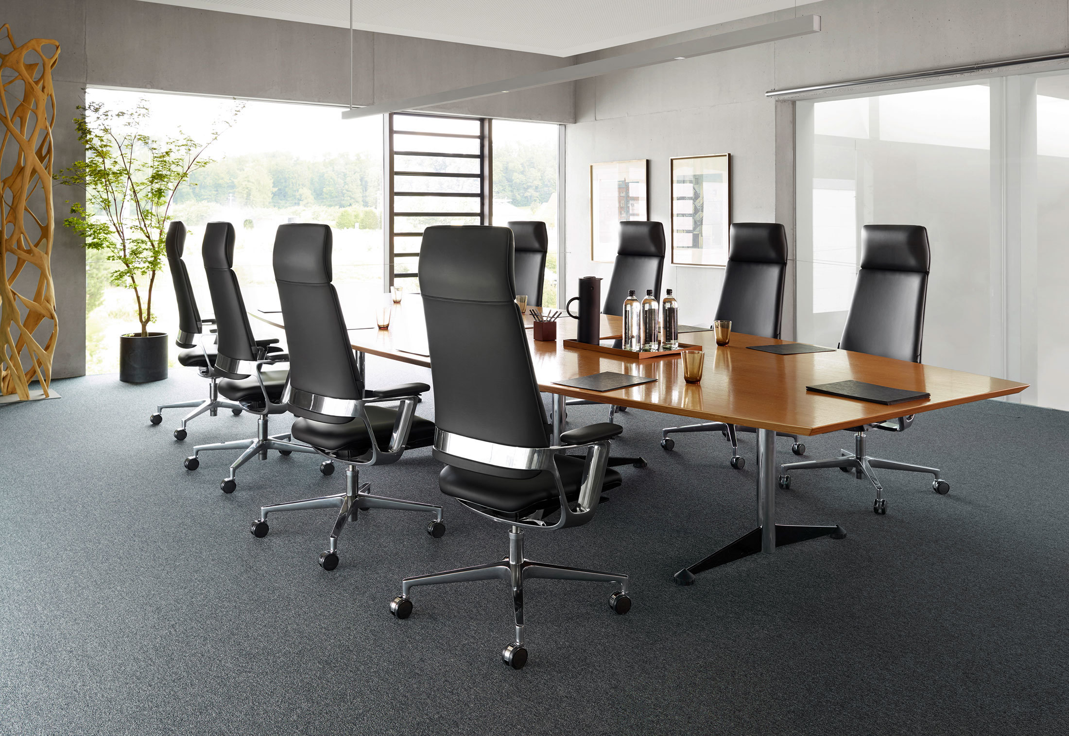 Connex2 High Back Task Chair By Kl 246 Ber Stylepark