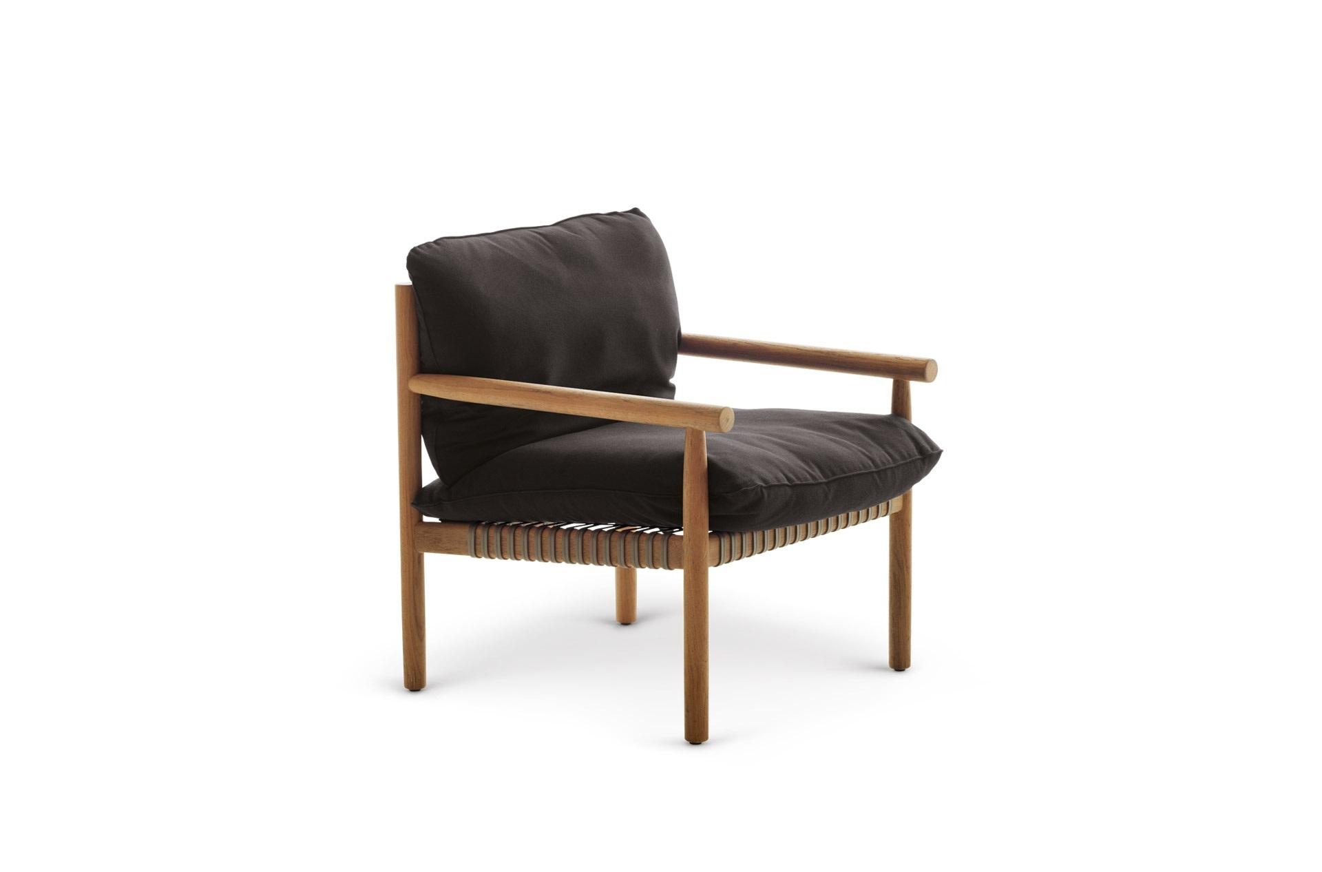 Astonishing Tibbo Lounge Chair By Dedon Stylepark Short Links Chair Design For Home Short Linksinfo