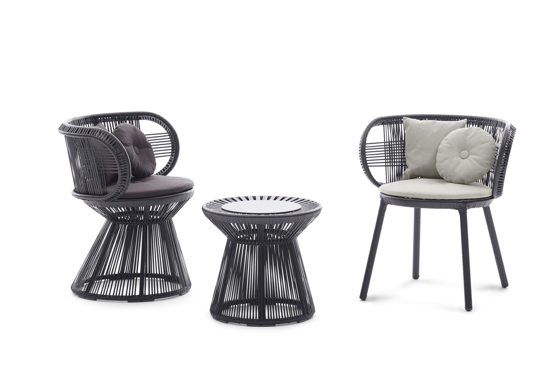 Awe Inspiring Cirql Lounge Chair By Dedon Stylepark Short Links Chair Design For Home Short Linksinfo