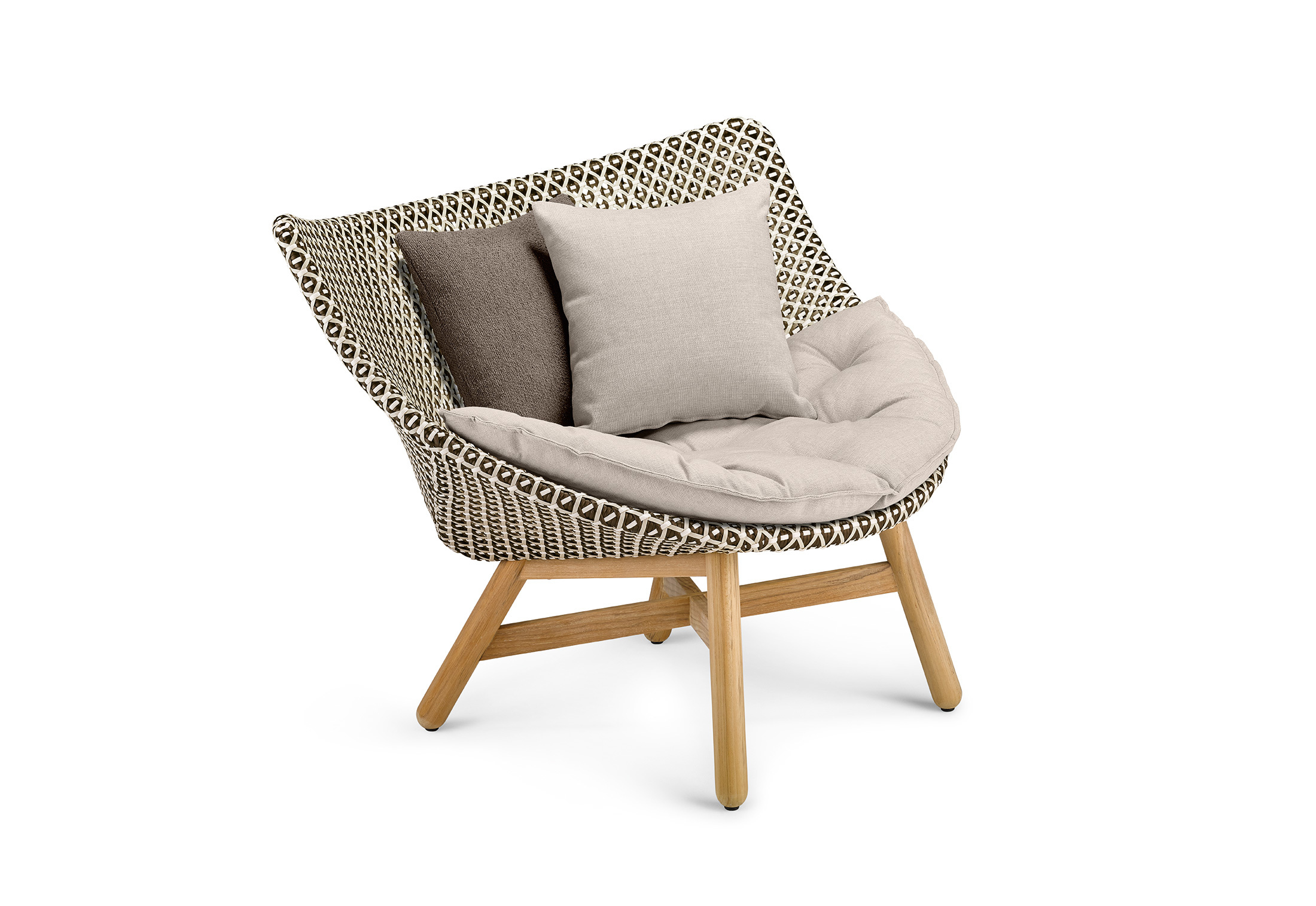 Mbrace Lounge Chair By Dedon Stylepark