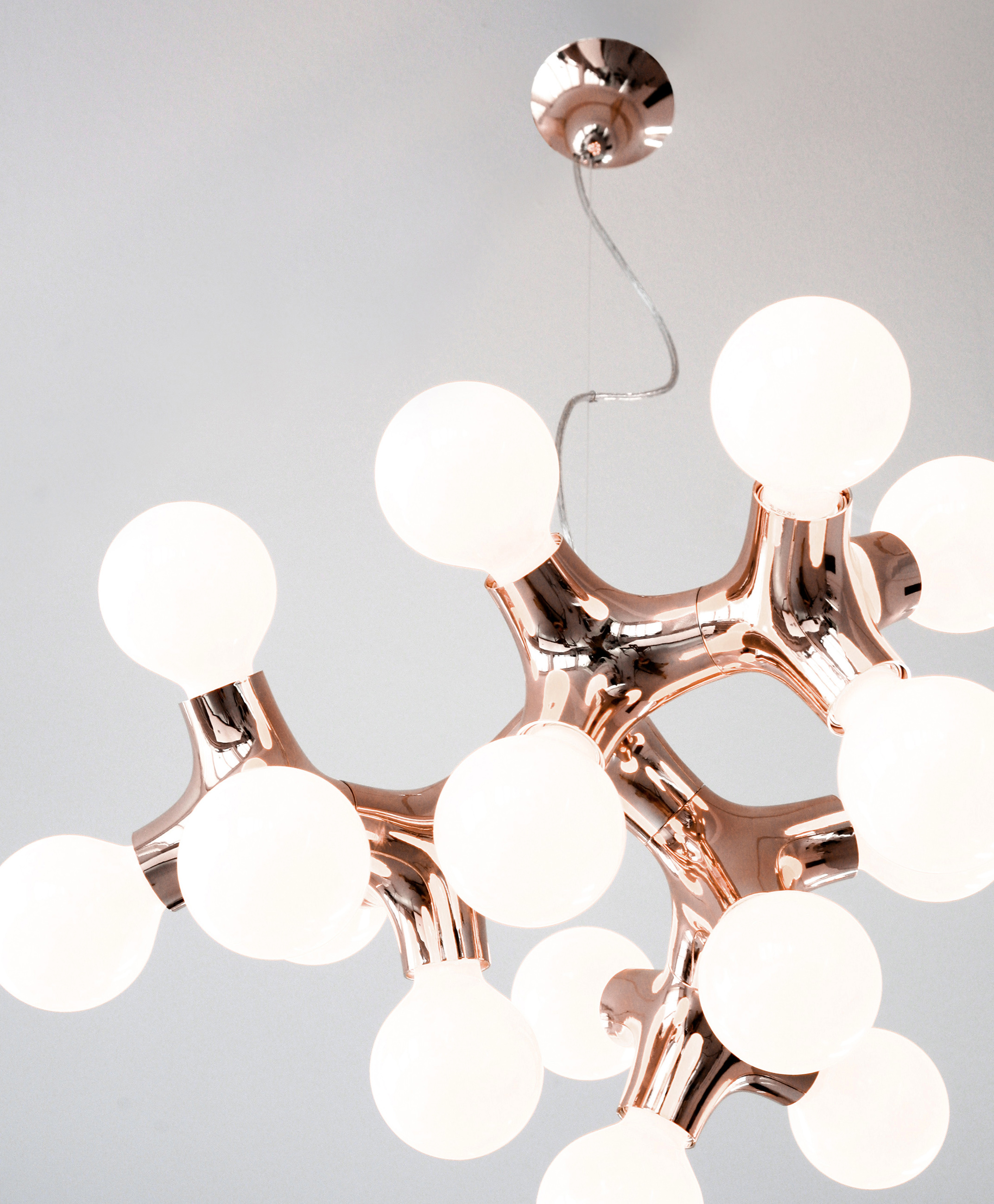 DNA chandelier XL by next home collection | STYLEPARK