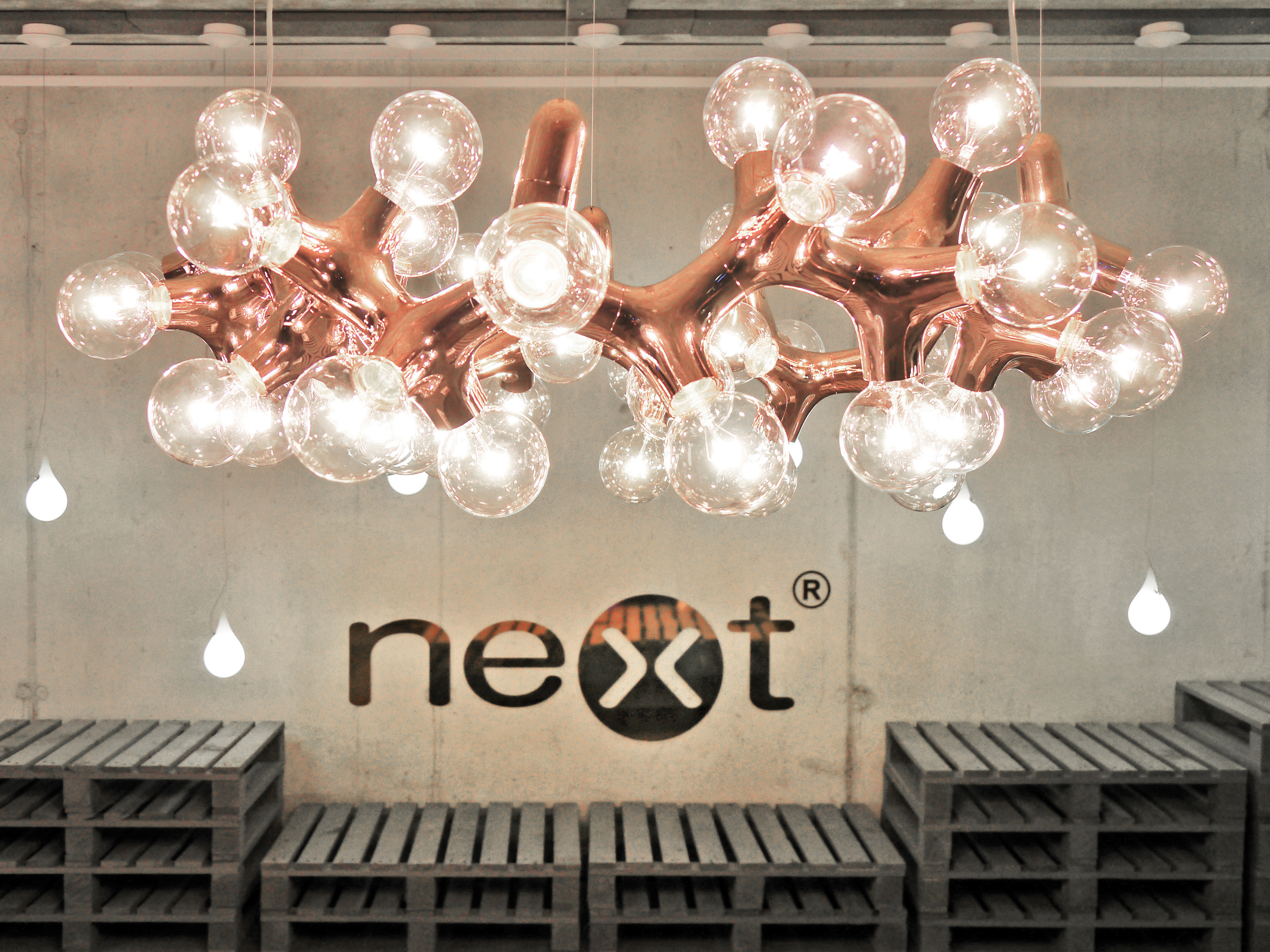 Shop by manufacturer next dna triple pendant light -  Dna Customized