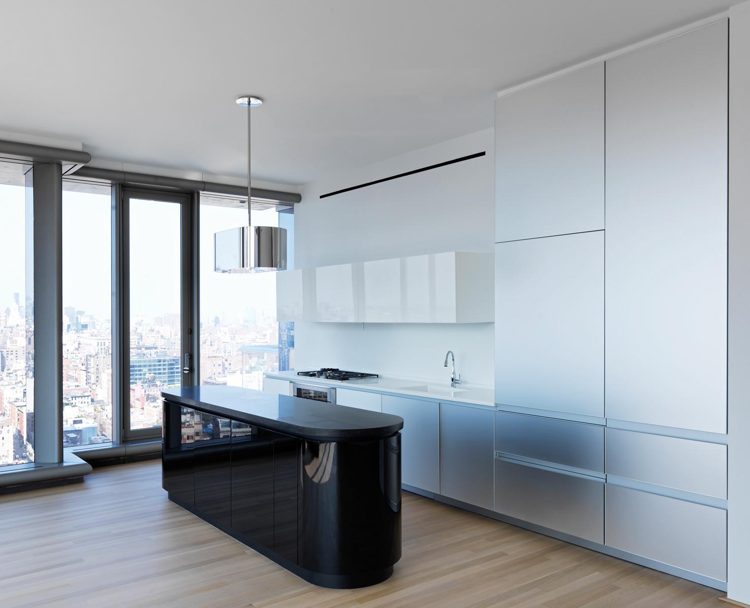 Organic elegance: Dada kitchens and bathrooms at lofty heights ...