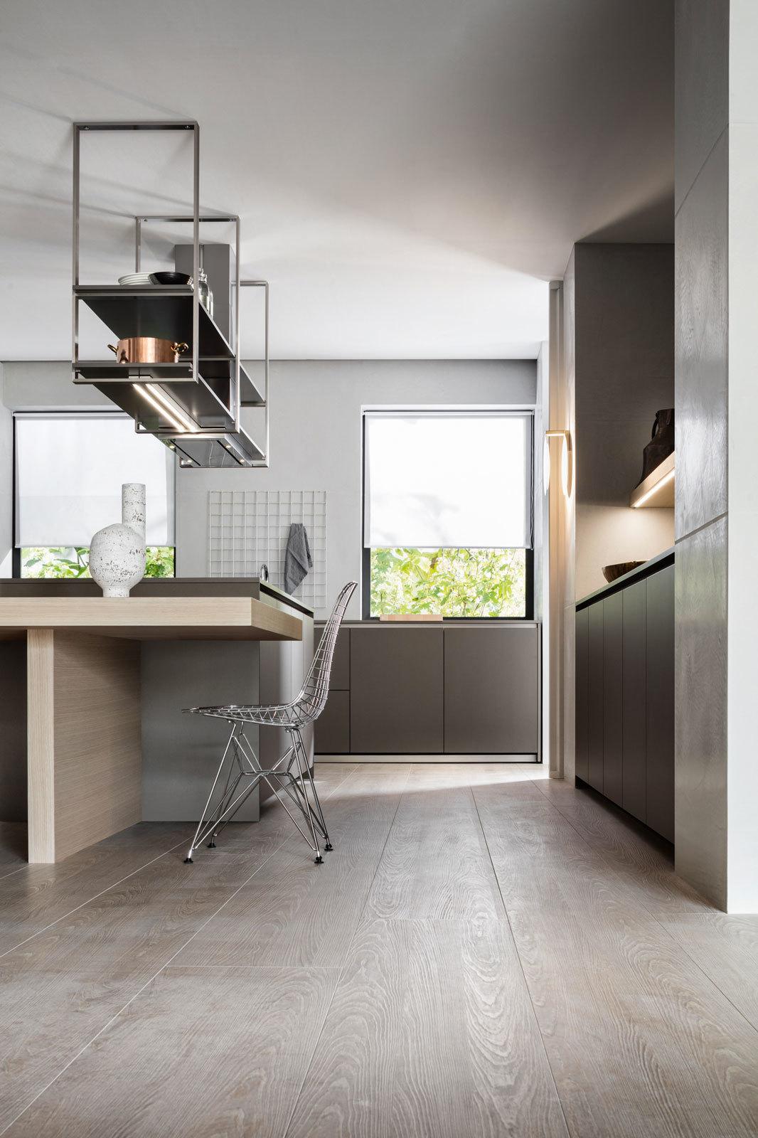 Bdg Style Idaho Project Kitchen: Hi-Line 6 By Dada