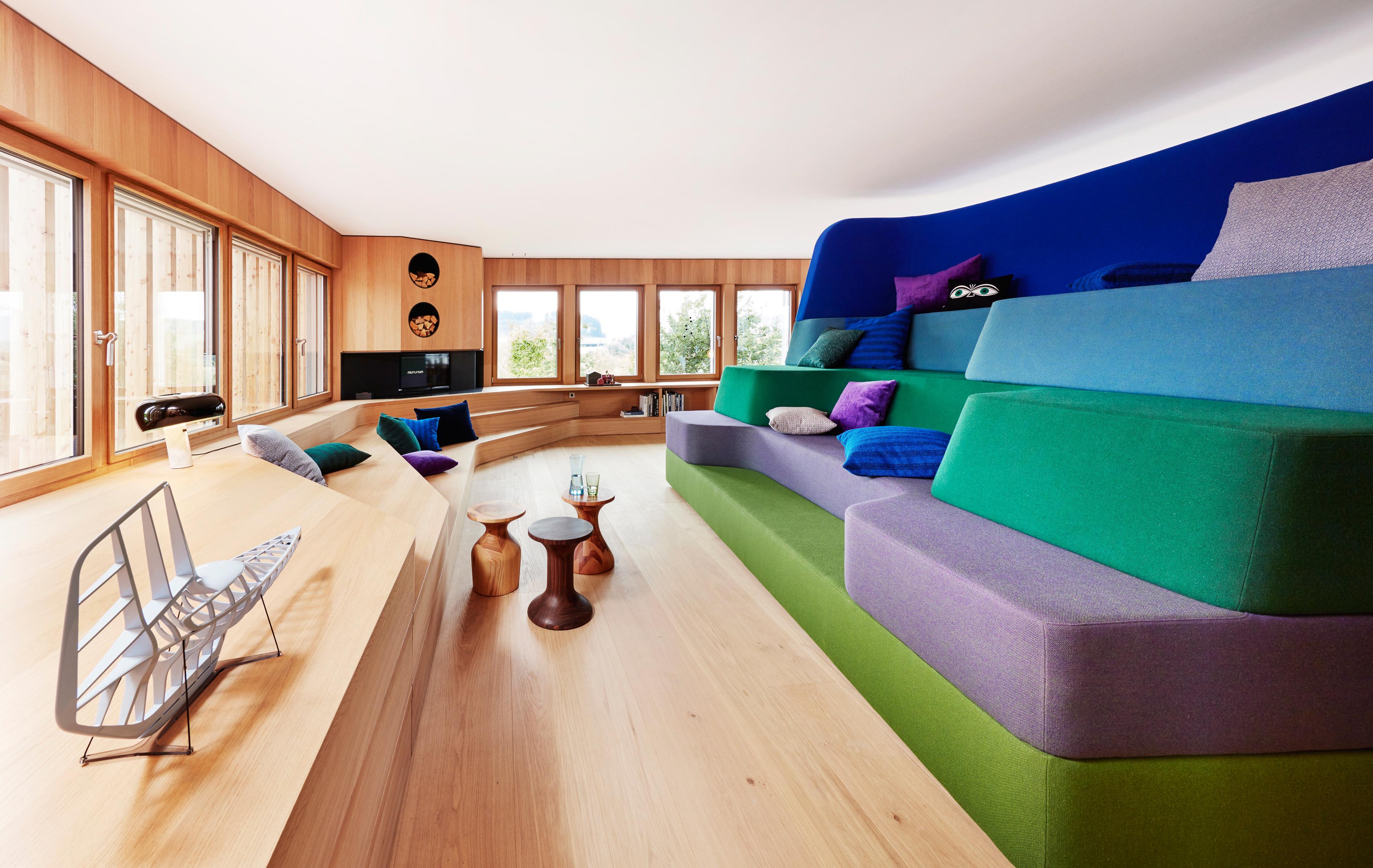 Alfredo Häberli hat eine veränderte Wohnästhetik realisiert. | STYLEPARK