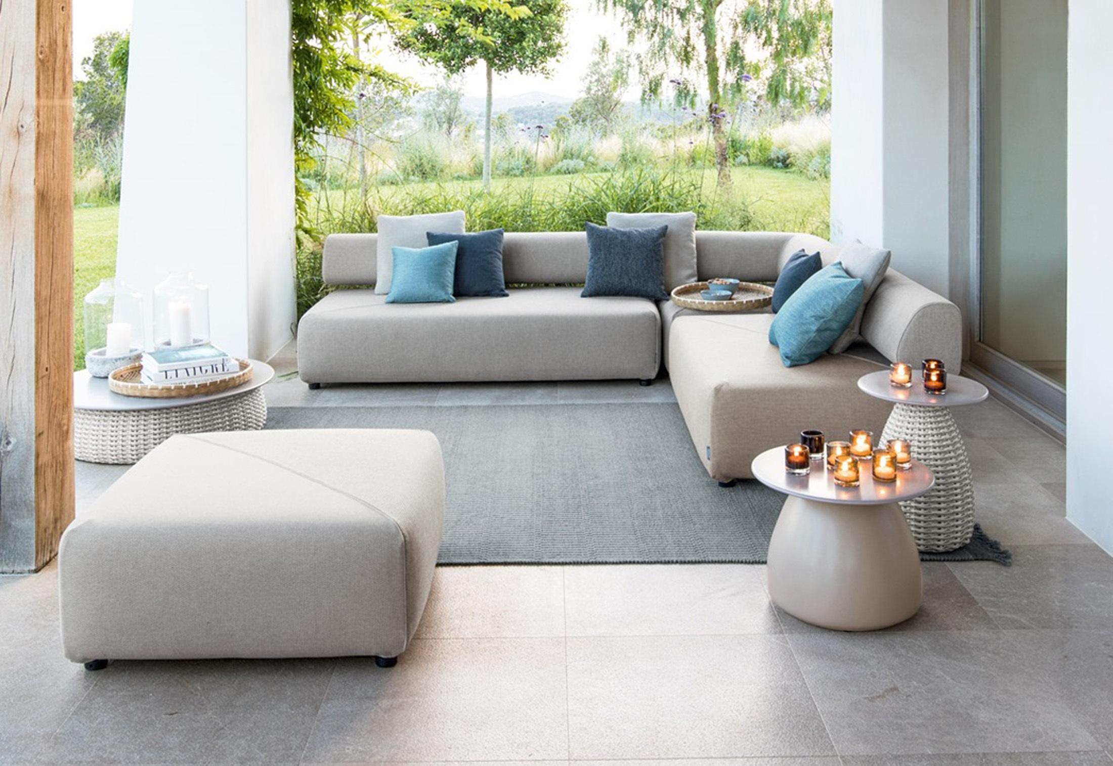 Brixx Sofa Module L By Dedon Stylepark