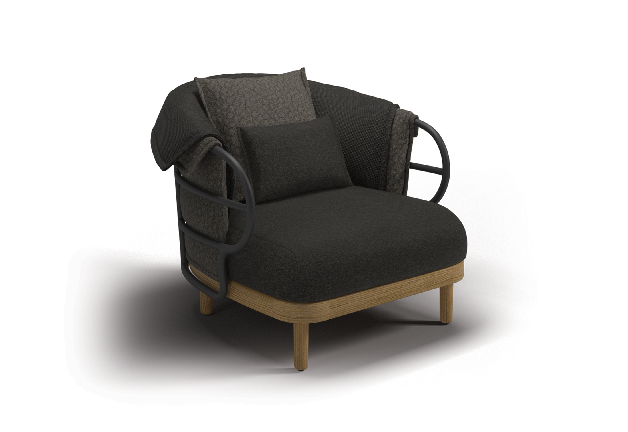 Dune Lounge Chair By Gloster Furniture Stylepark