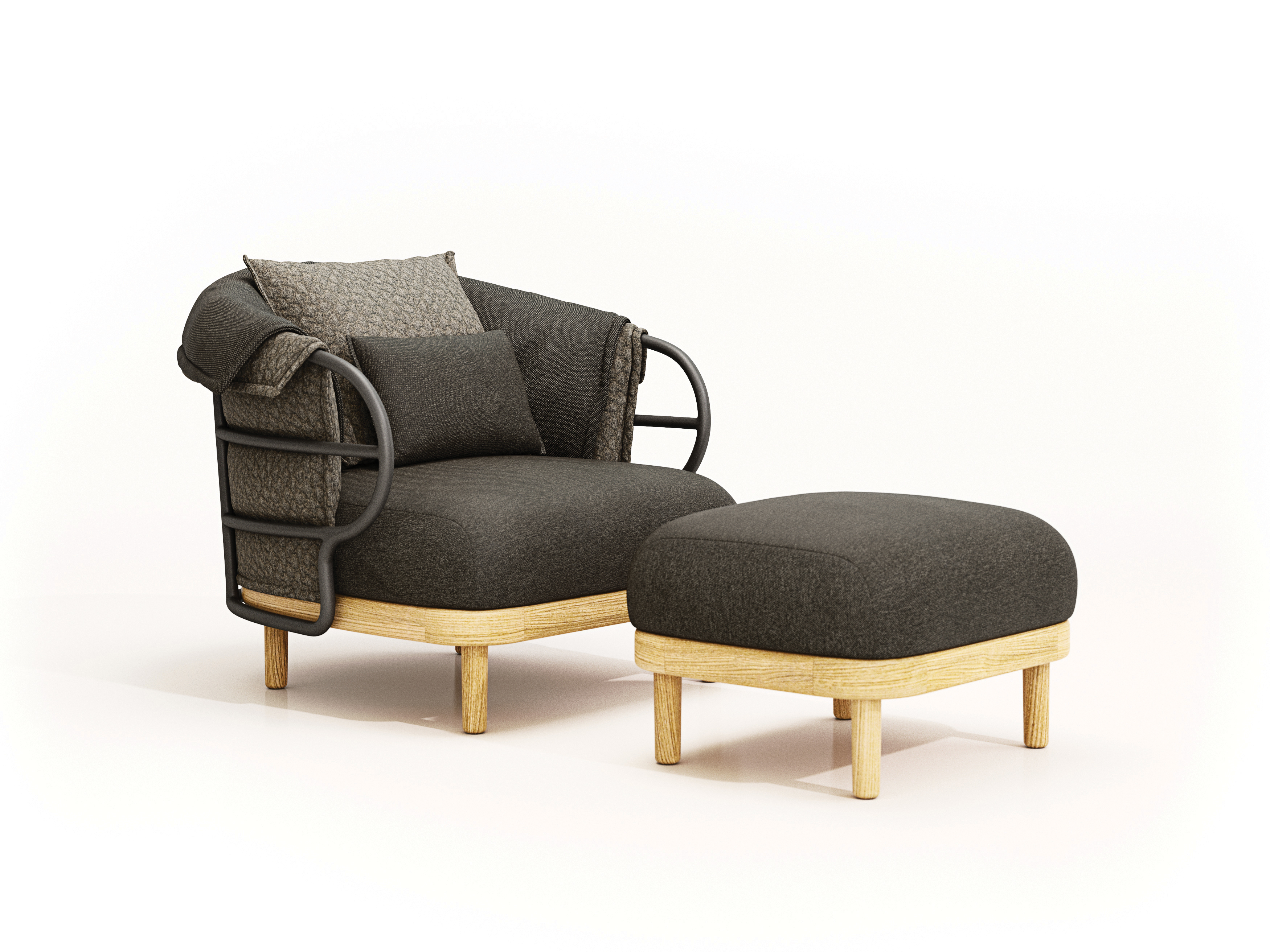 Dune lounge chair · dune lounge chair