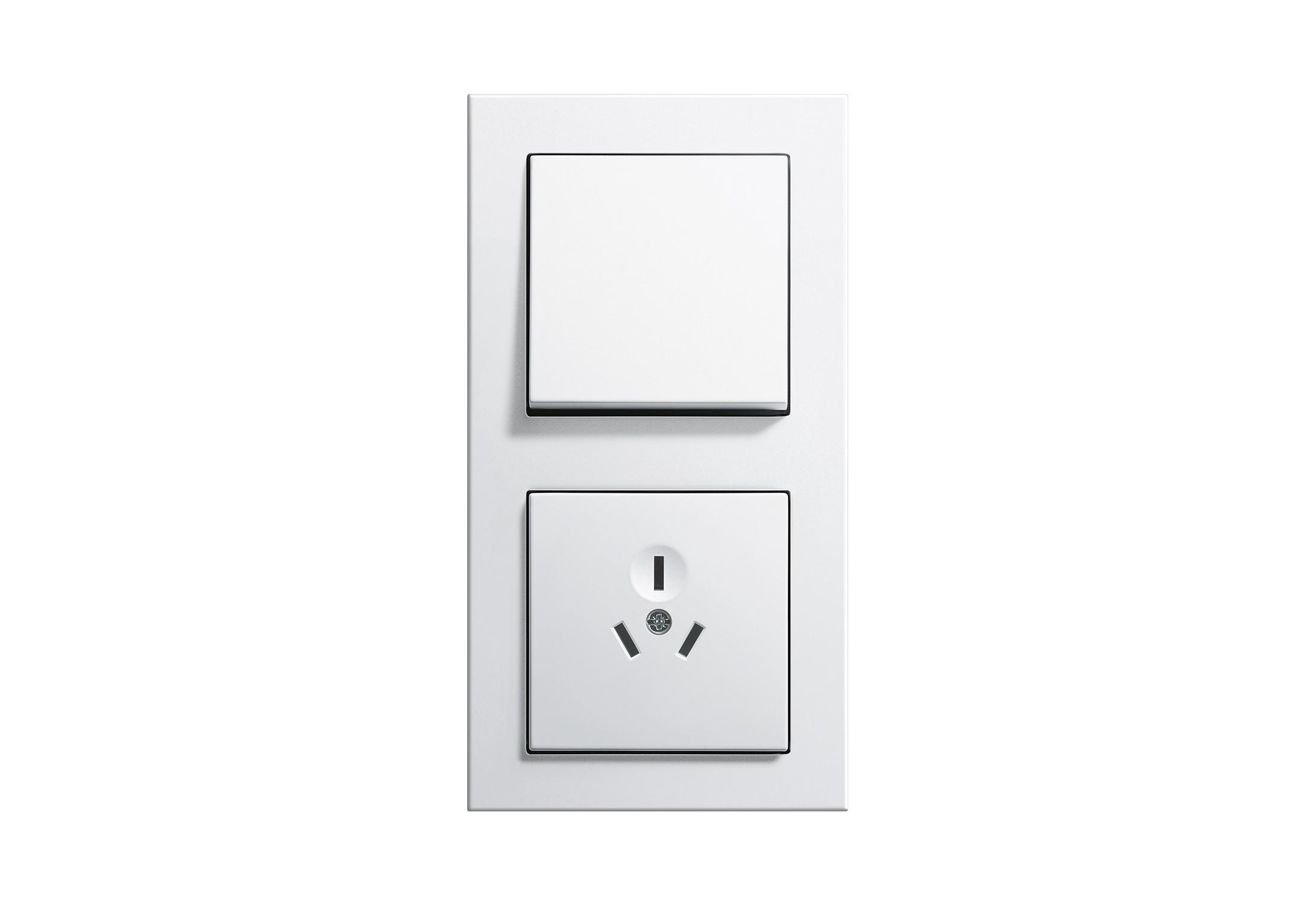 E2 Switch    Socket By Gira