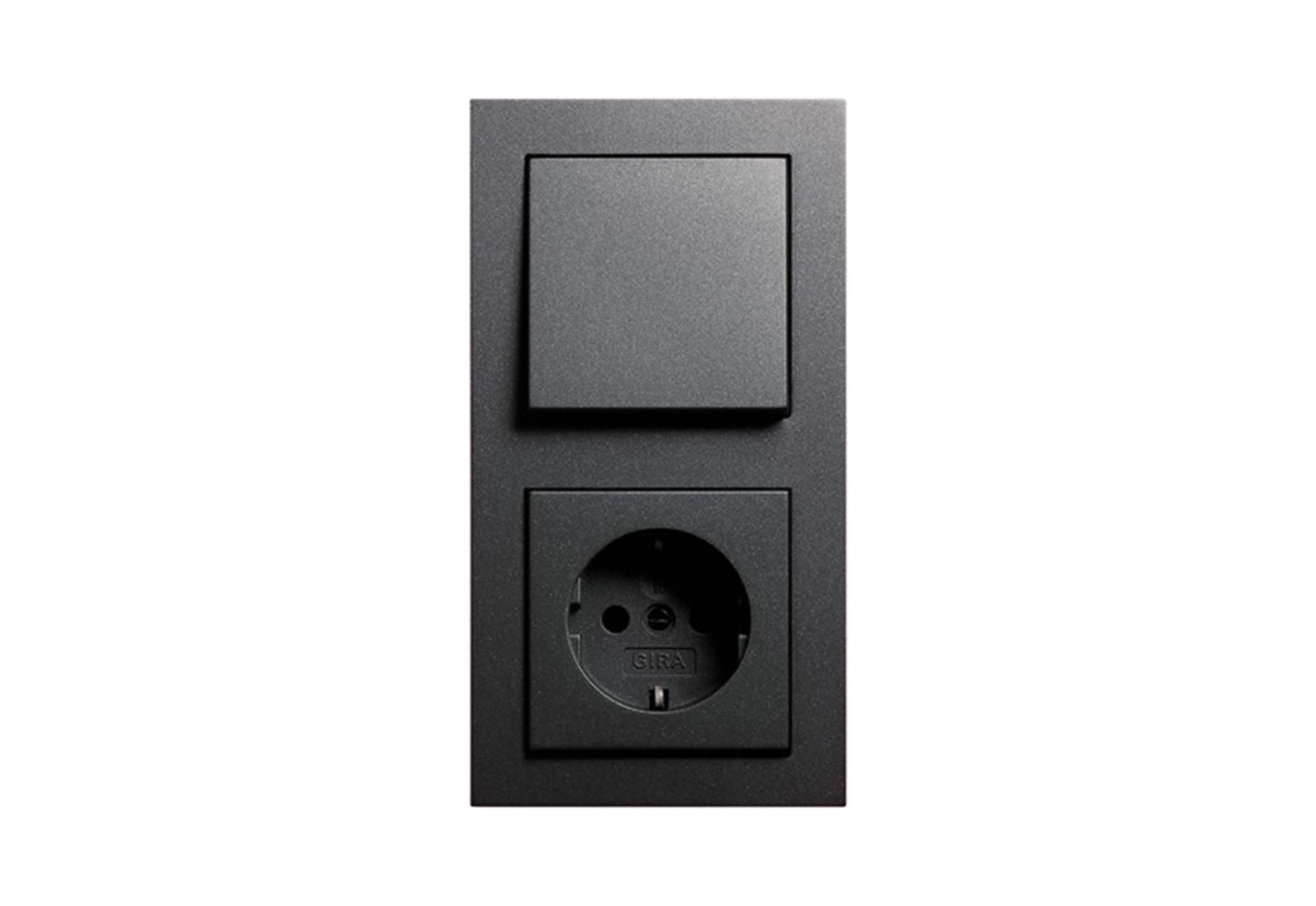Super E2 Schalter / Steckdose von Gira | STYLEPARK BX08
