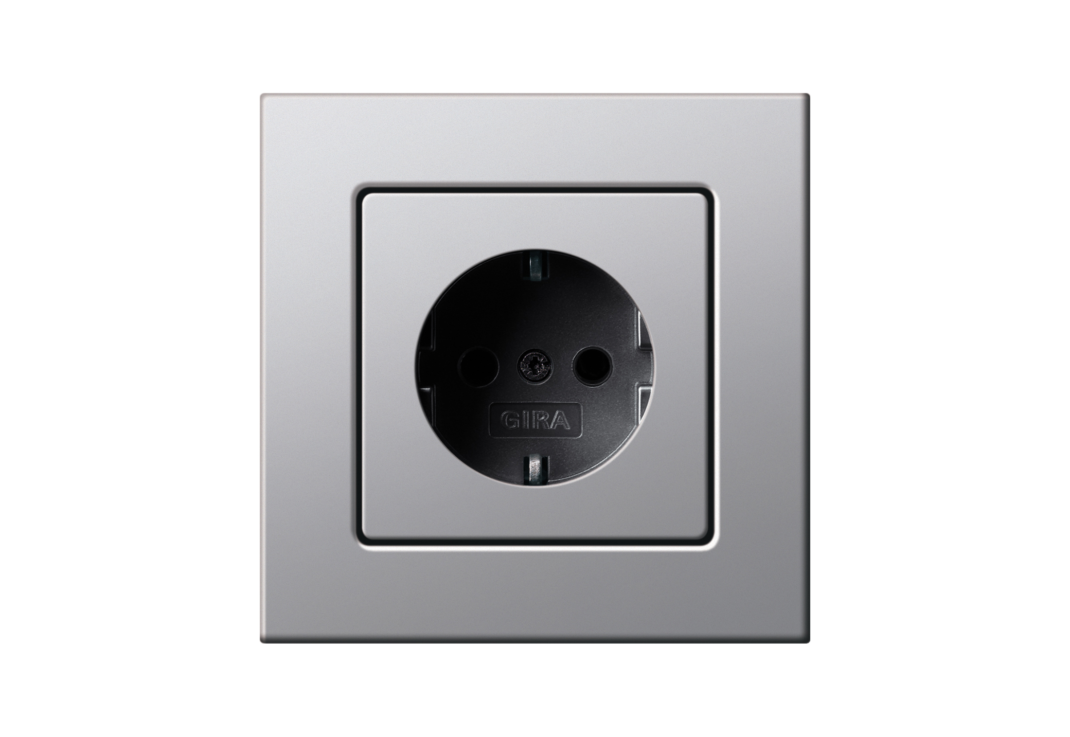 Design features of outlets and switches Gira (Gira) 7