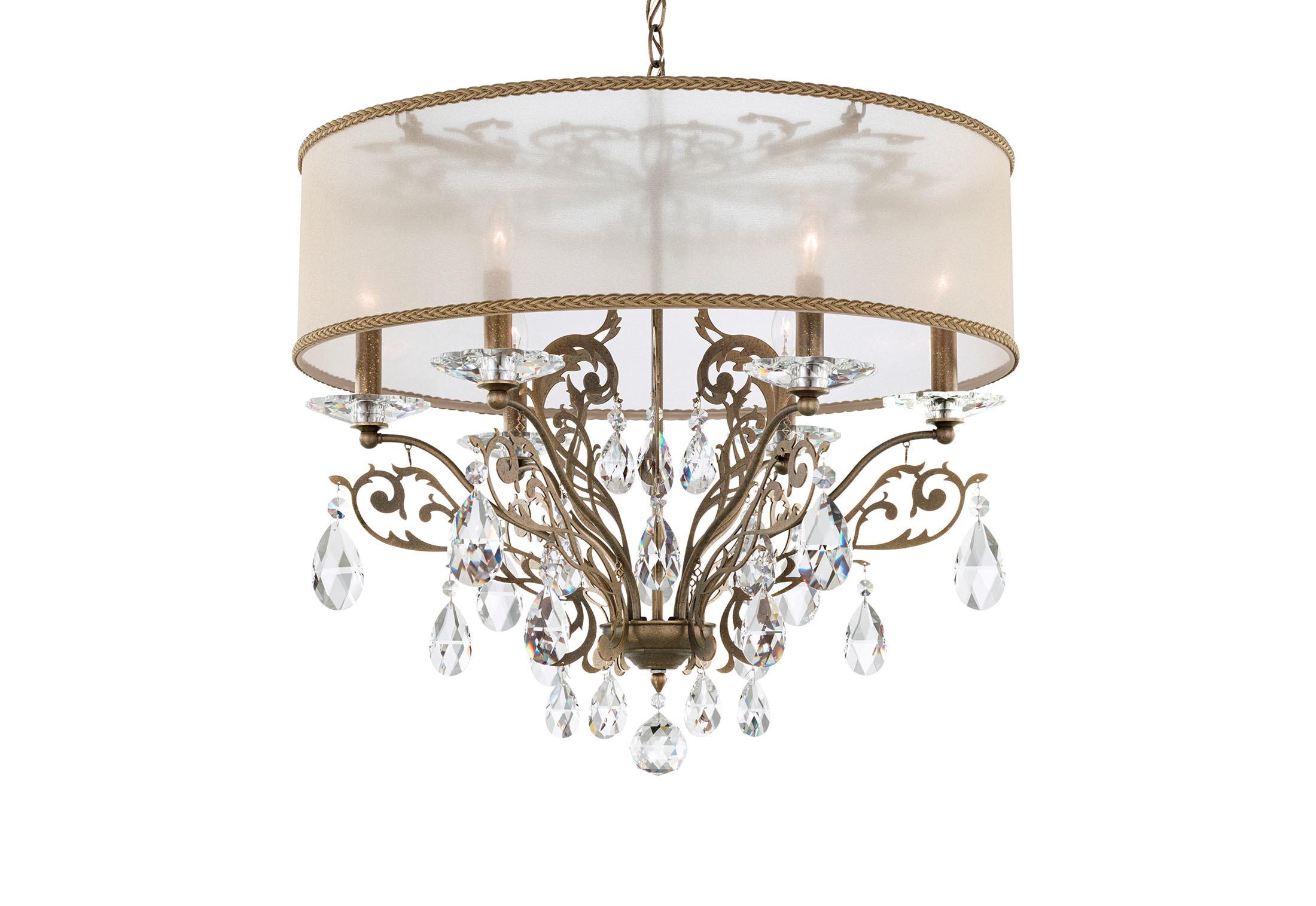 FILIGRAE Kronleuchter Lampenschirm von Swarovski Lighting | STYLEPARK