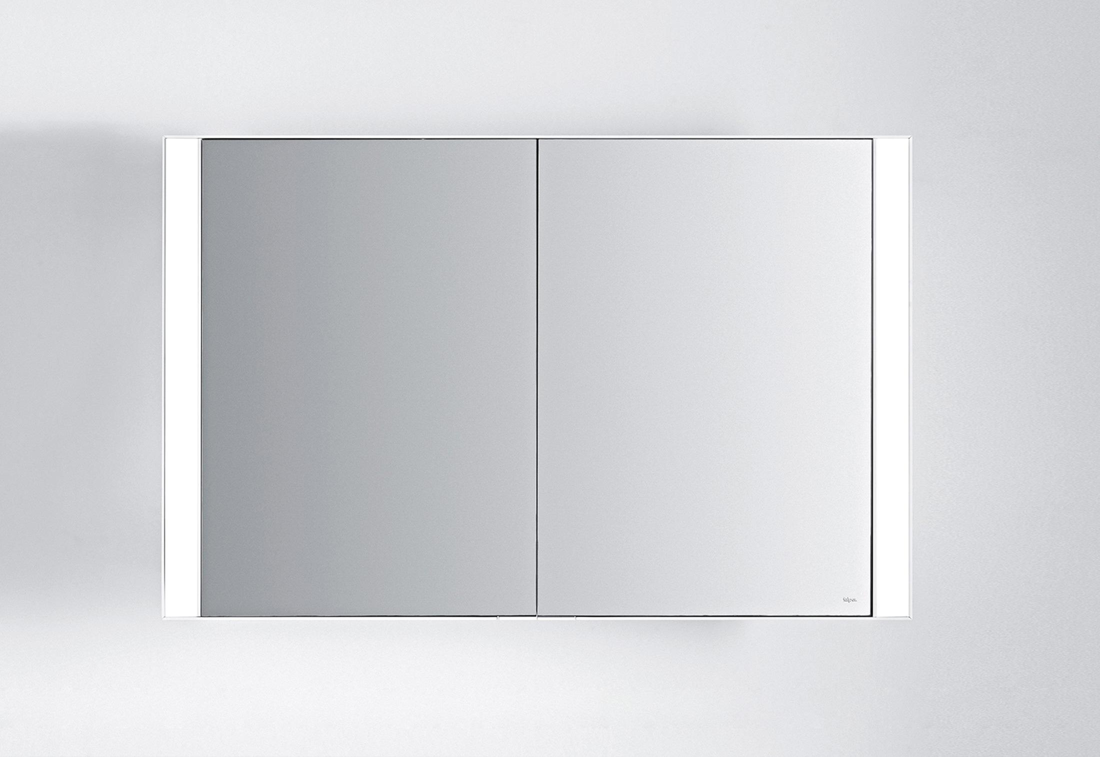 Superbe Zero Mirror Cabinet · Quattro.