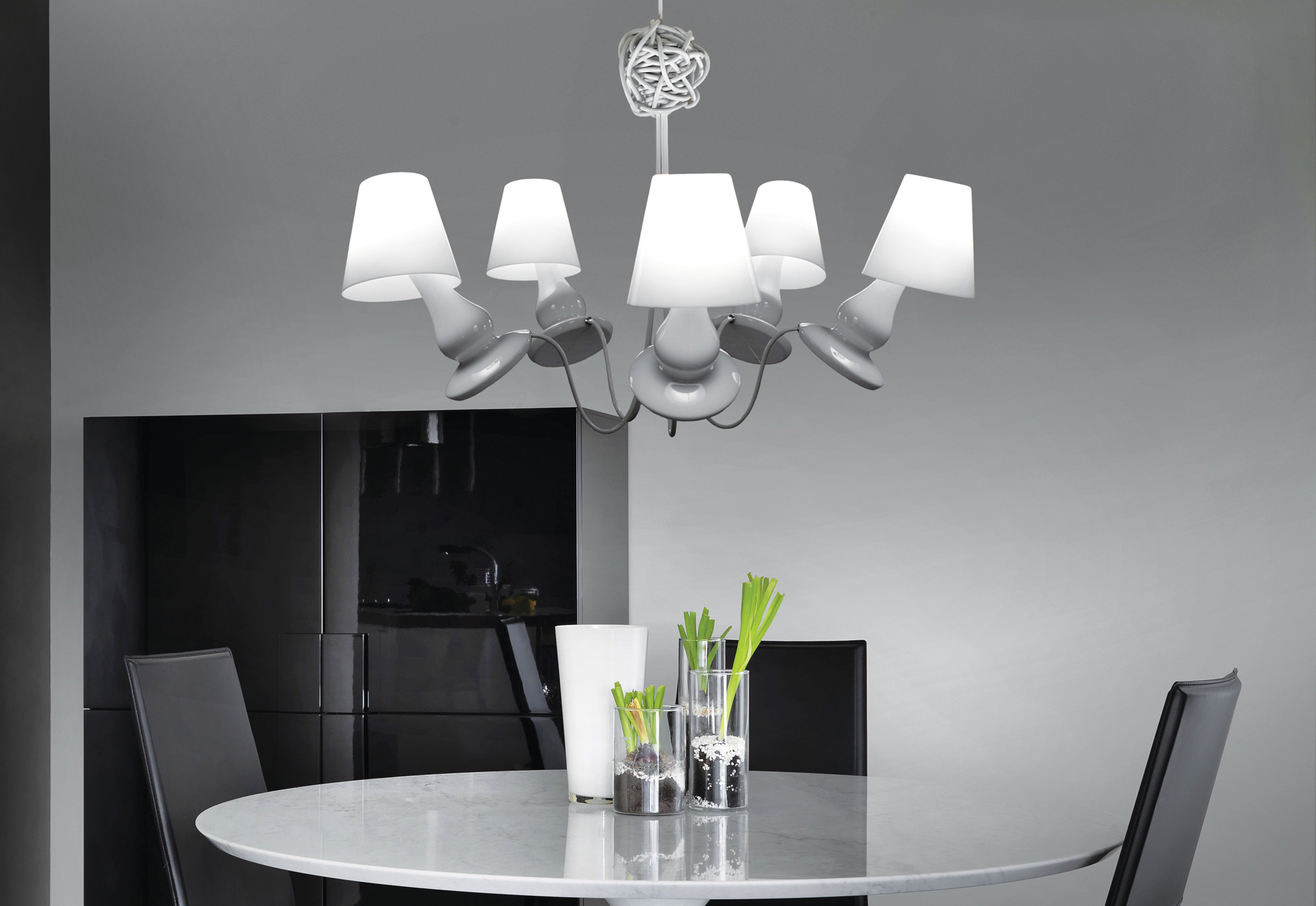 Flapflap chandelier by next home collection stylepark flapflap chandelier aloadofball Gallery