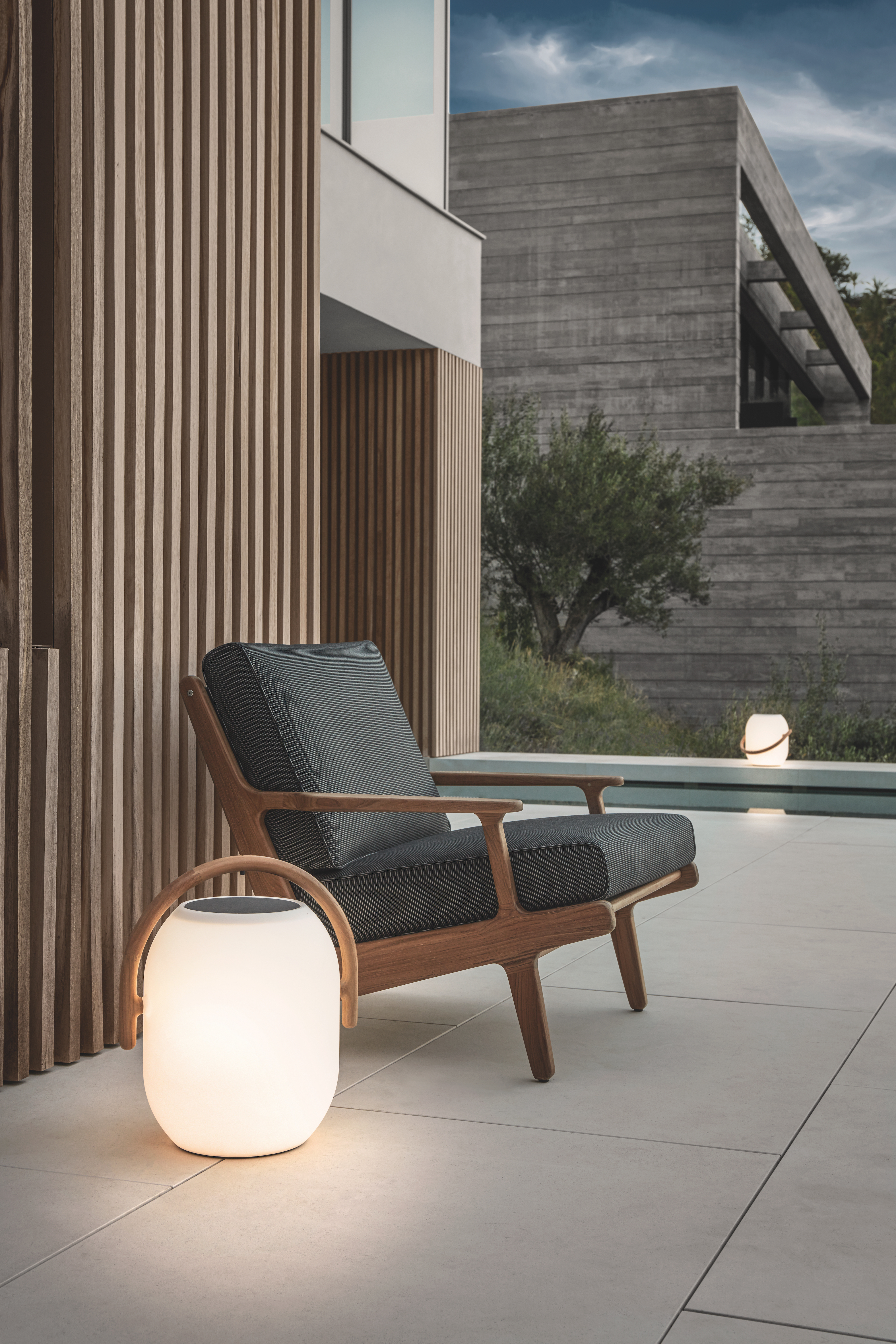 Ambient Cocoon By Gloster Furniture Stylepark