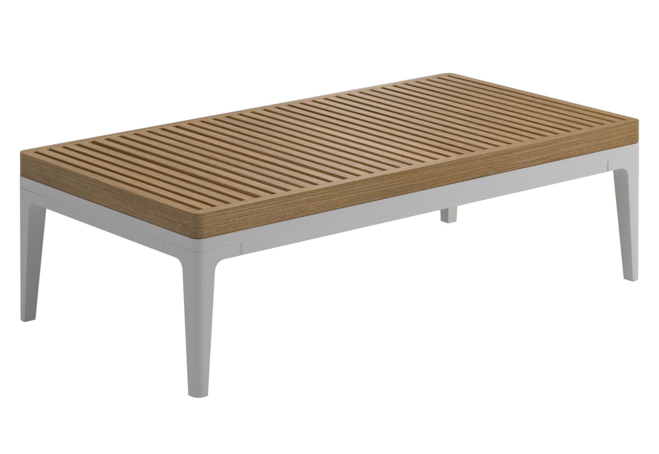 Grid Small Coffee Table By Gloster Furniture Stylepark