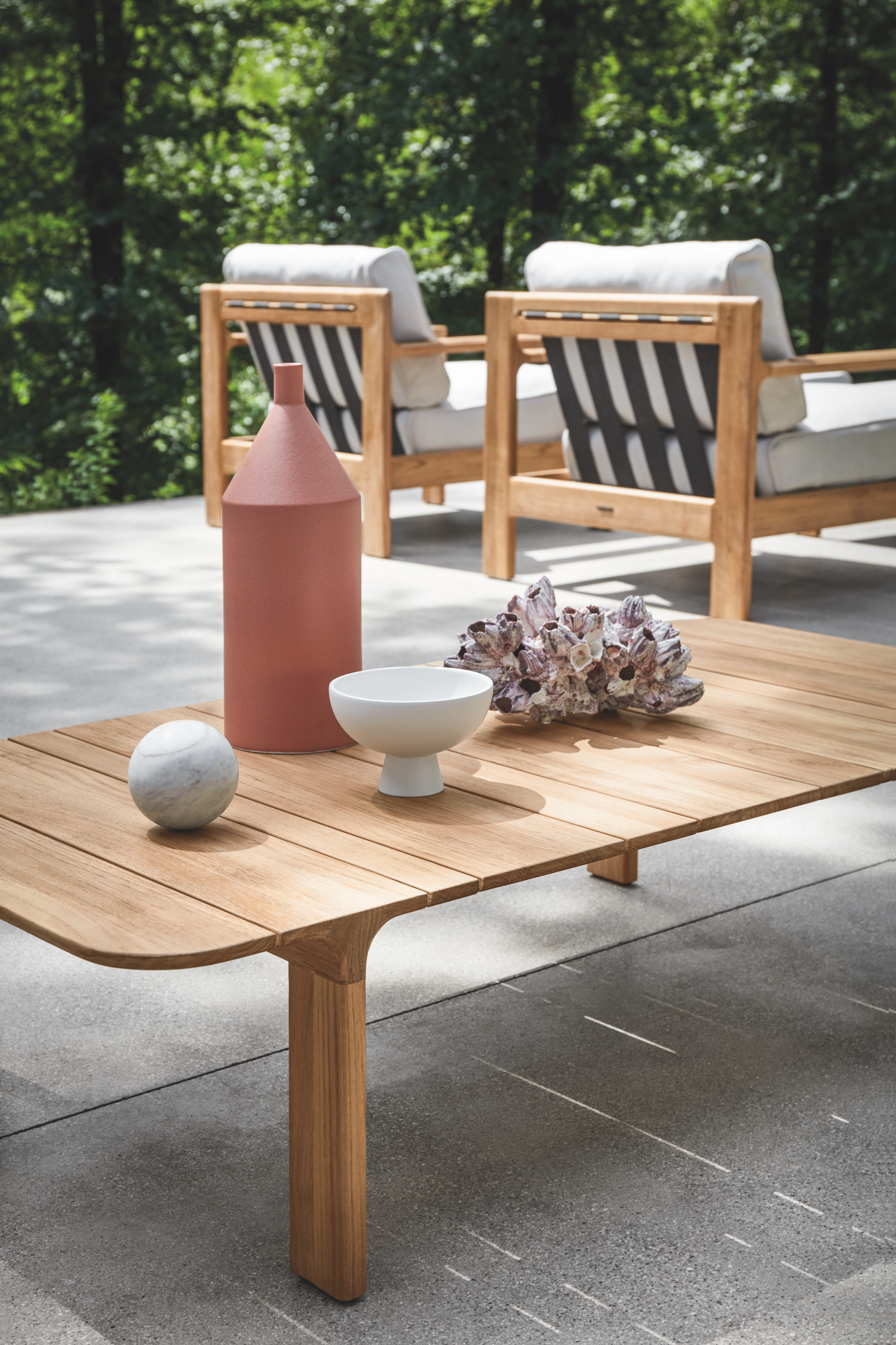 Astounding Loop Lounge Chair By Gloster Furniture Stylepark Customarchery Wood Chair Design Ideas Customarcherynet