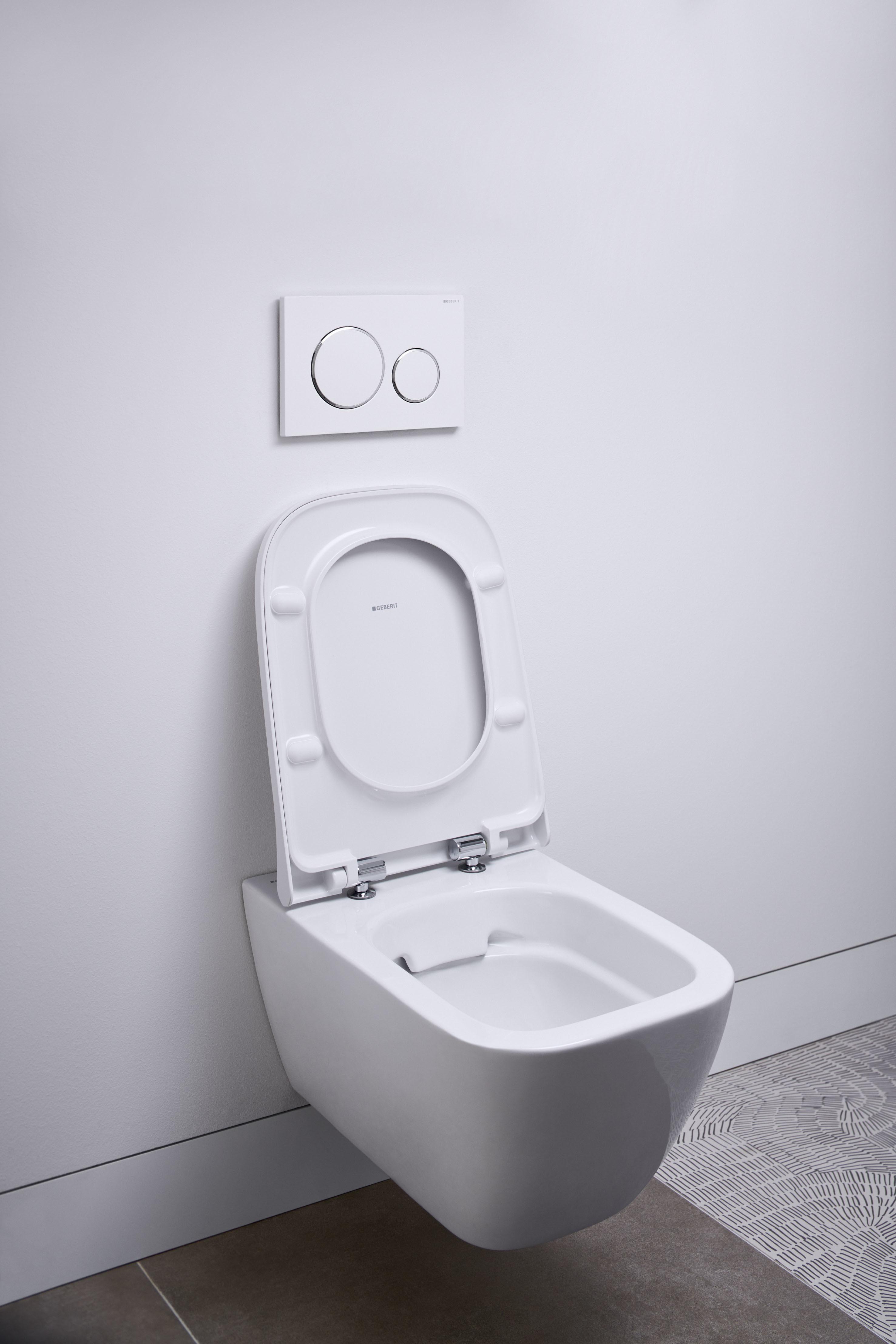 Smyle Wand-WC von Geberit | STYLEPARK