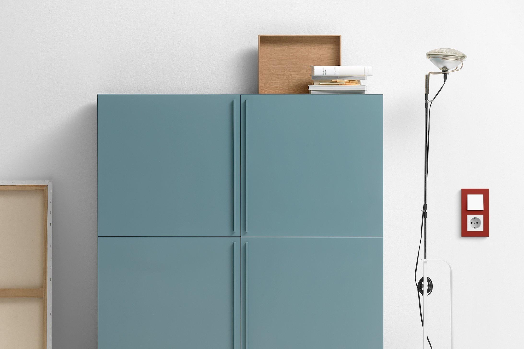 esprit linoleum multiplex von gira stylepark. Black Bedroom Furniture Sets. Home Design Ideas