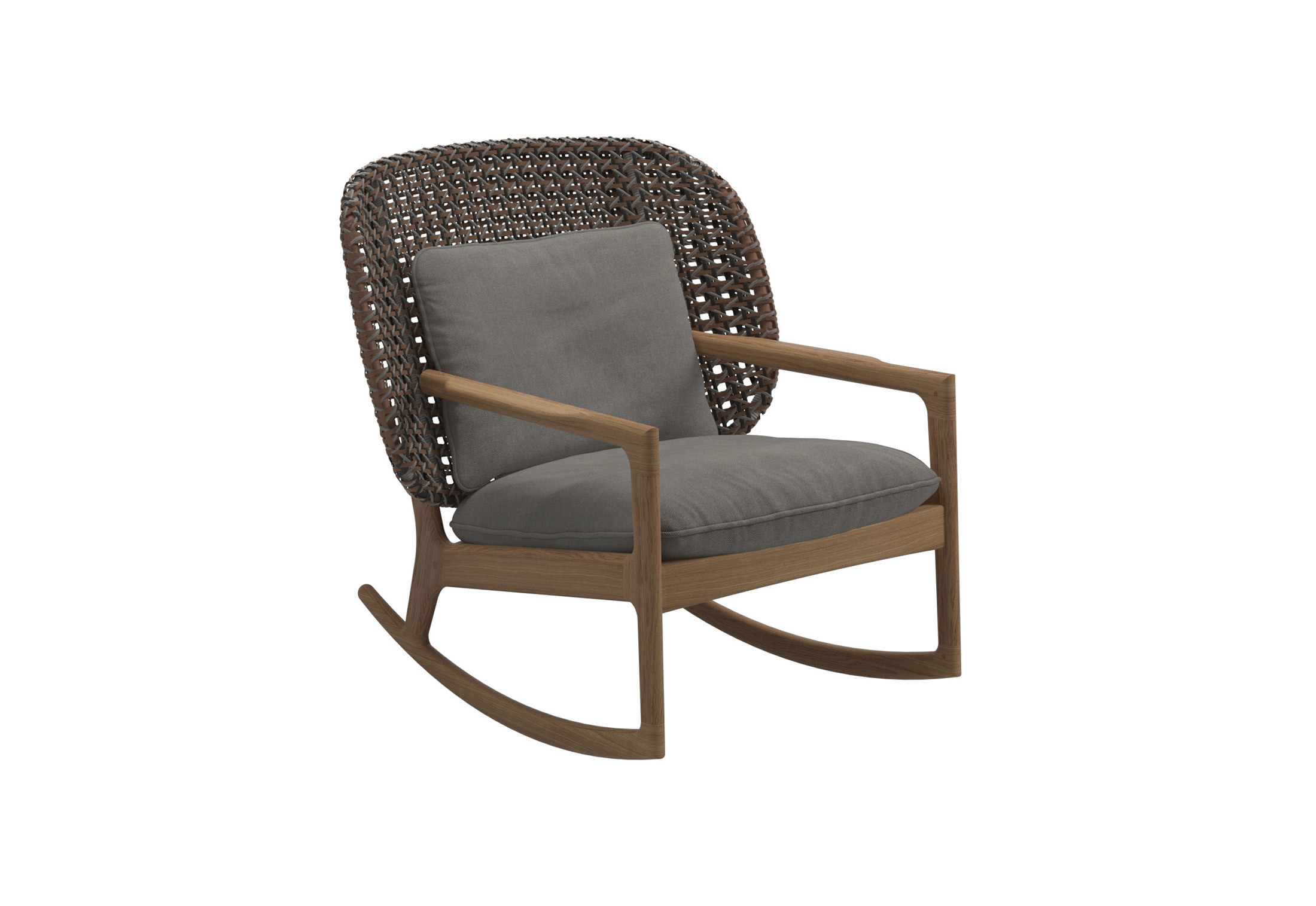 Kay Low Rocking Chair By Gloster Furniture Stylepark