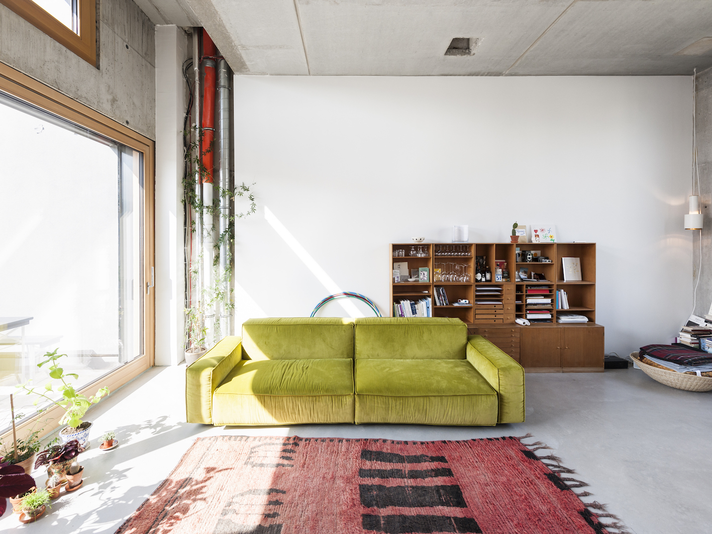 Apartment building by Berlin-based architects Gonzalez Haase | STYLEPARK
