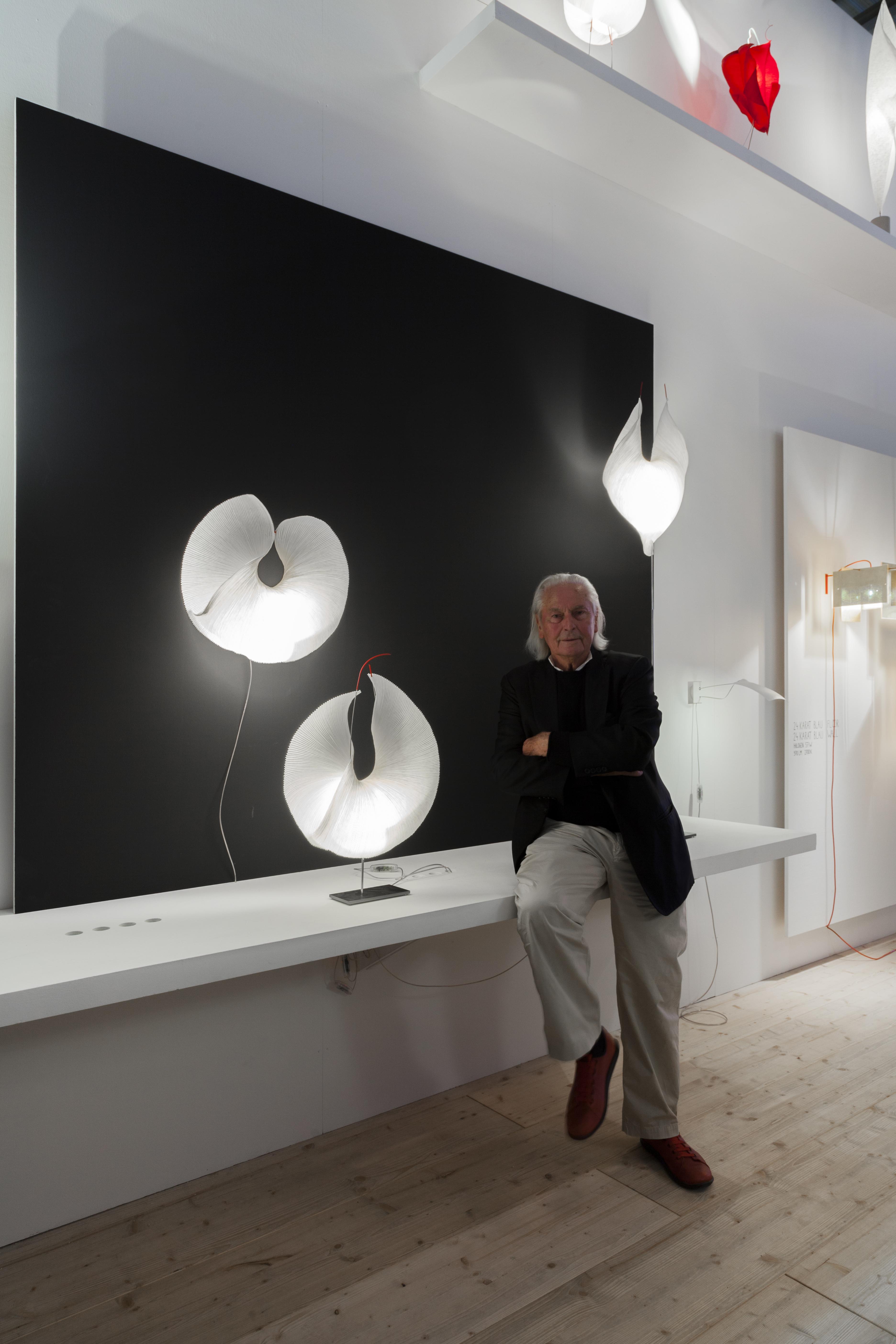 Ingo Maurer, Messestand, salone 2017