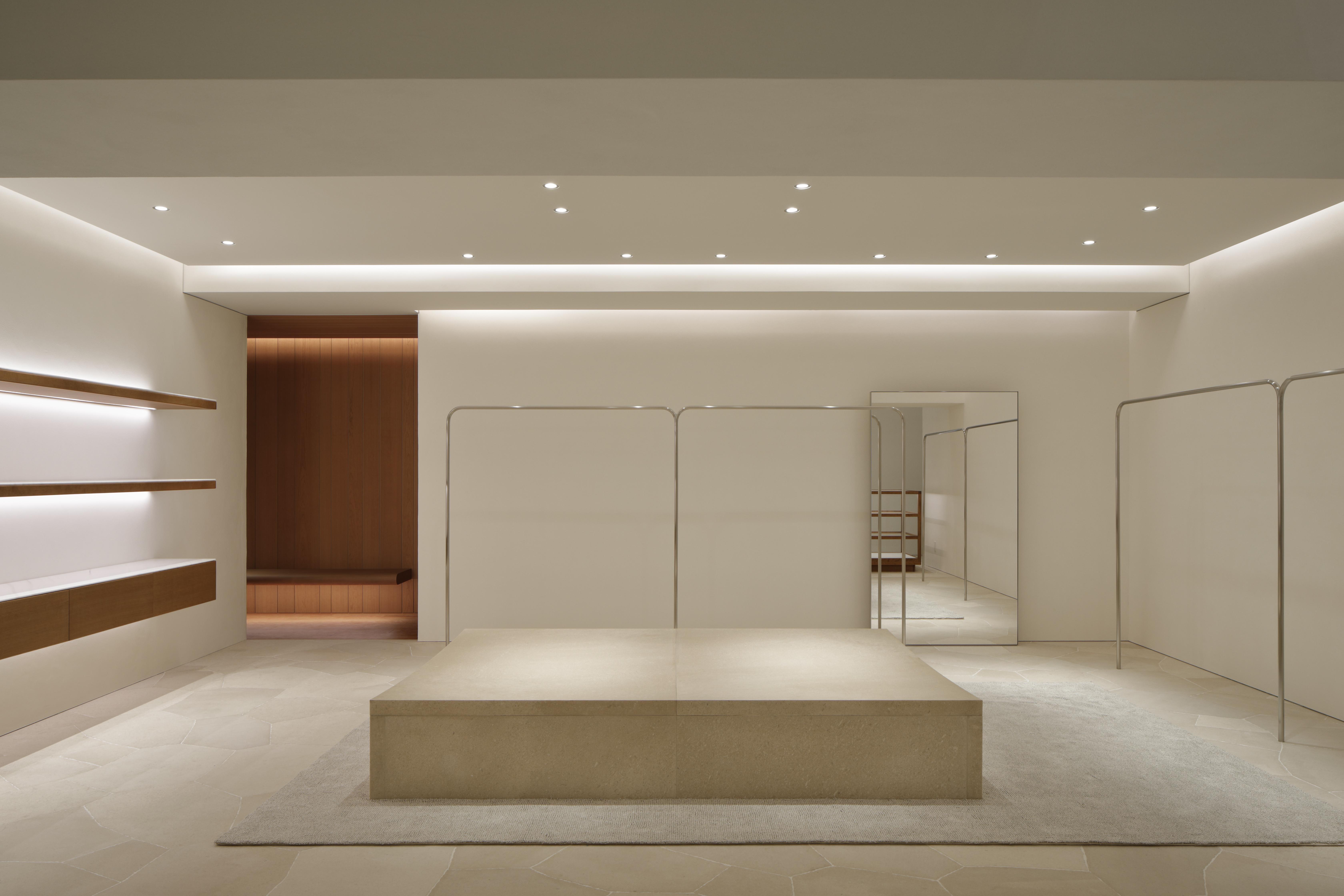 New Jil Sander Flagship Store In Tokyo By John Pawson