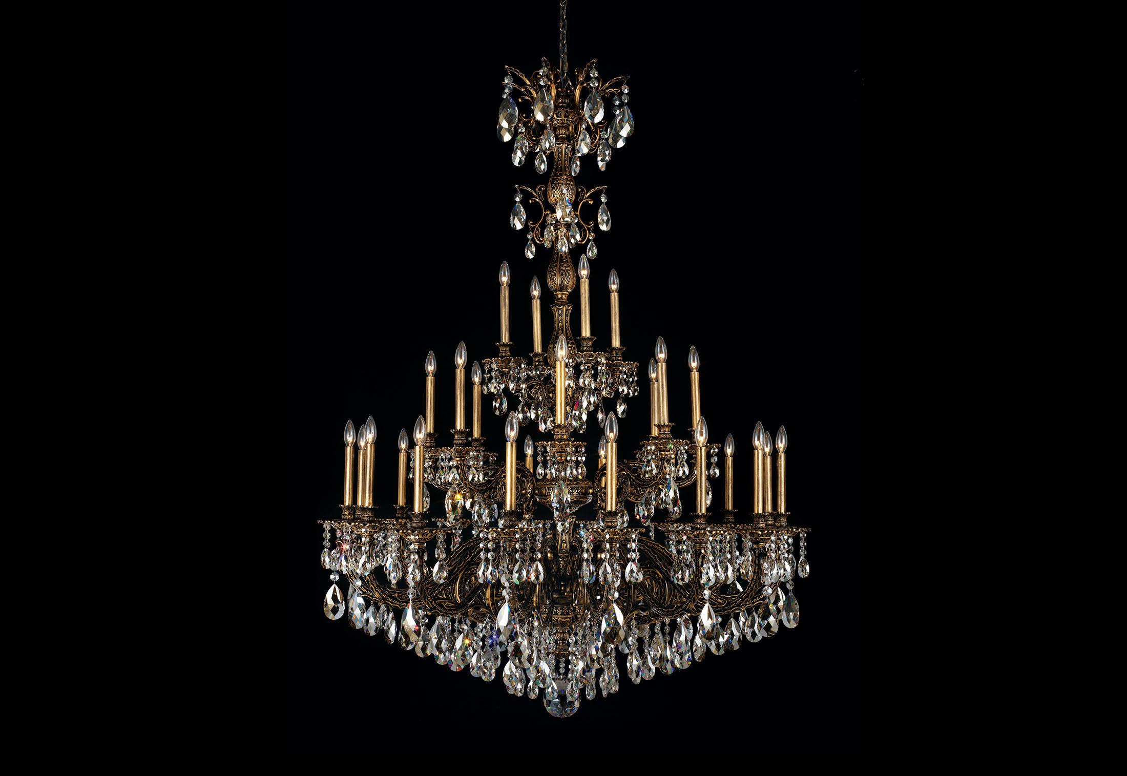 Kronleuchter Mit Swarovski ~ Kronleuchter kristall swarovski antik ebay ersatzteile